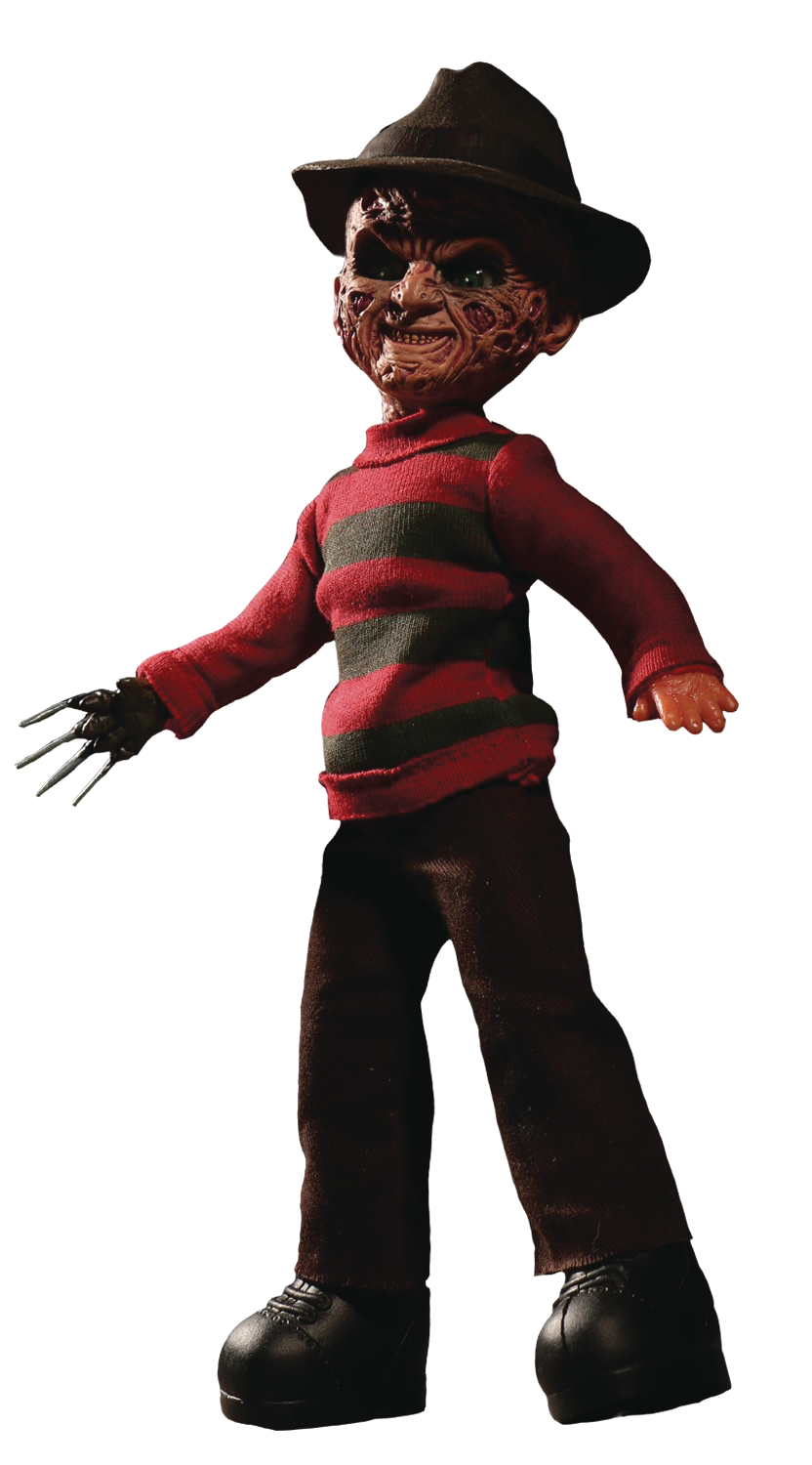 LDD NIGHTMARE ON ELM STREET FREDDY KRUEGER DOLL W/SOUND