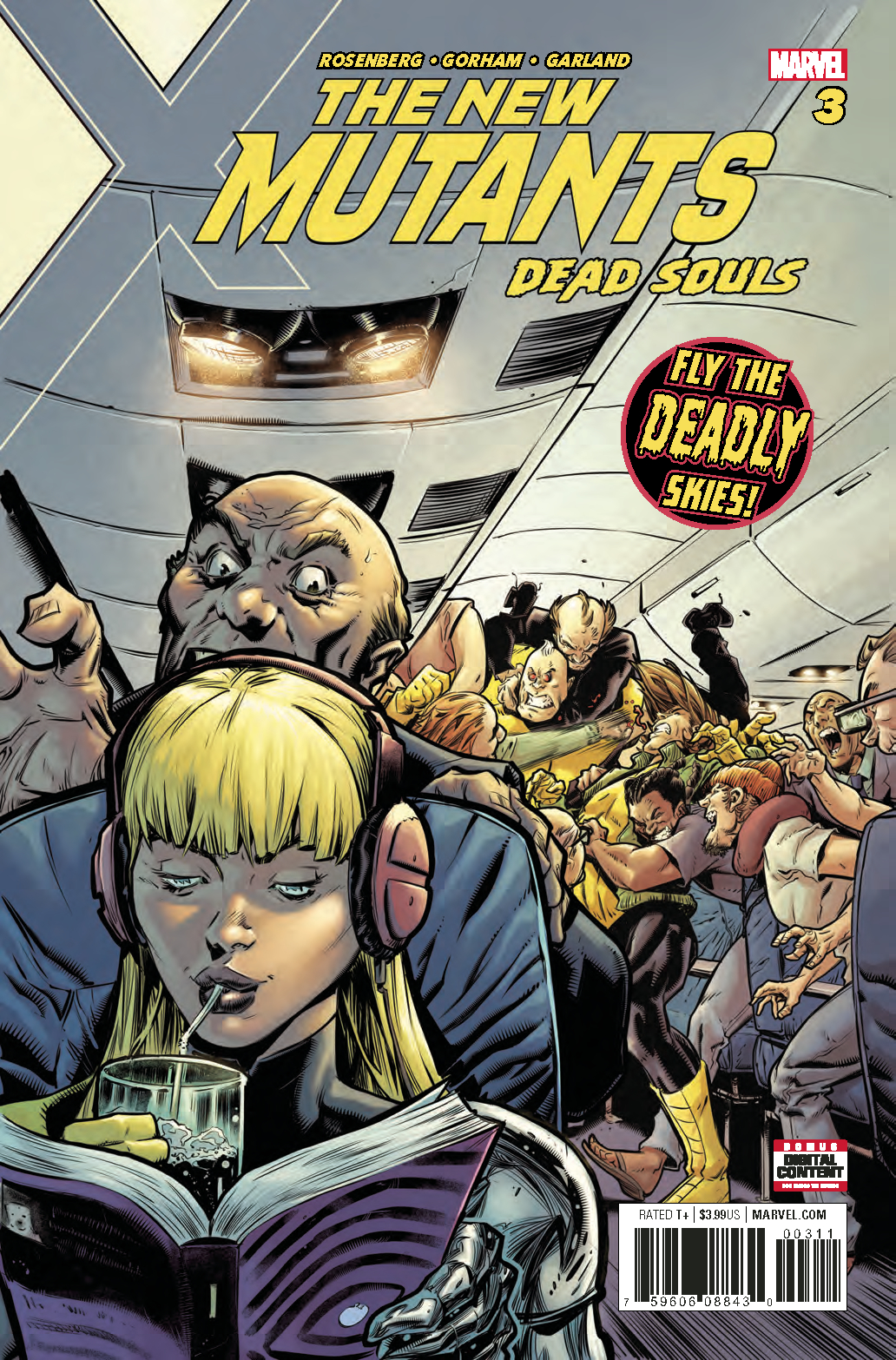 NEW MUTANTS DEAD SOULS #3