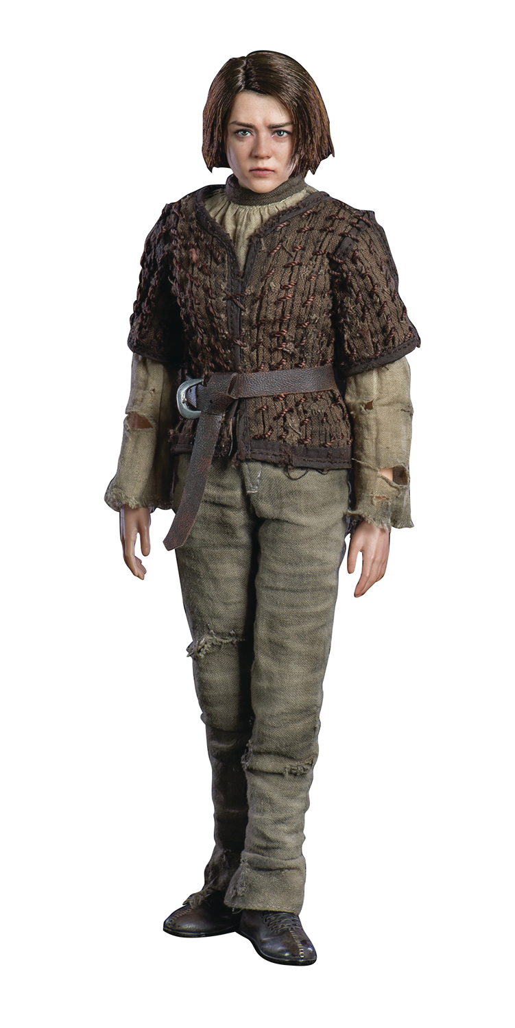 GAME OF THRONES ARYA STARK 1/6 SCALE FIG
