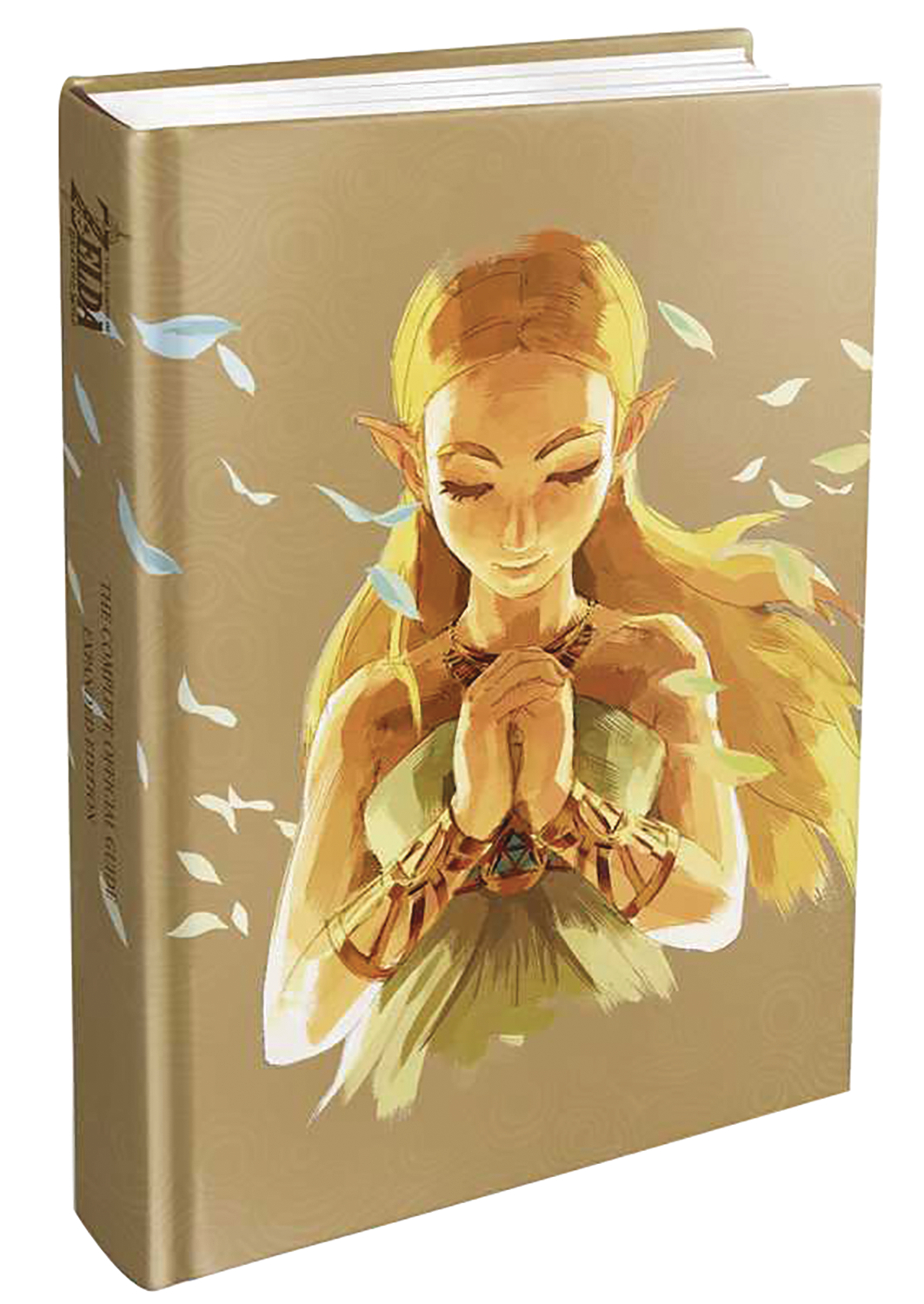 LEGEND OF ZELDA BREATH OF THE WILD EXPANDED ED HC