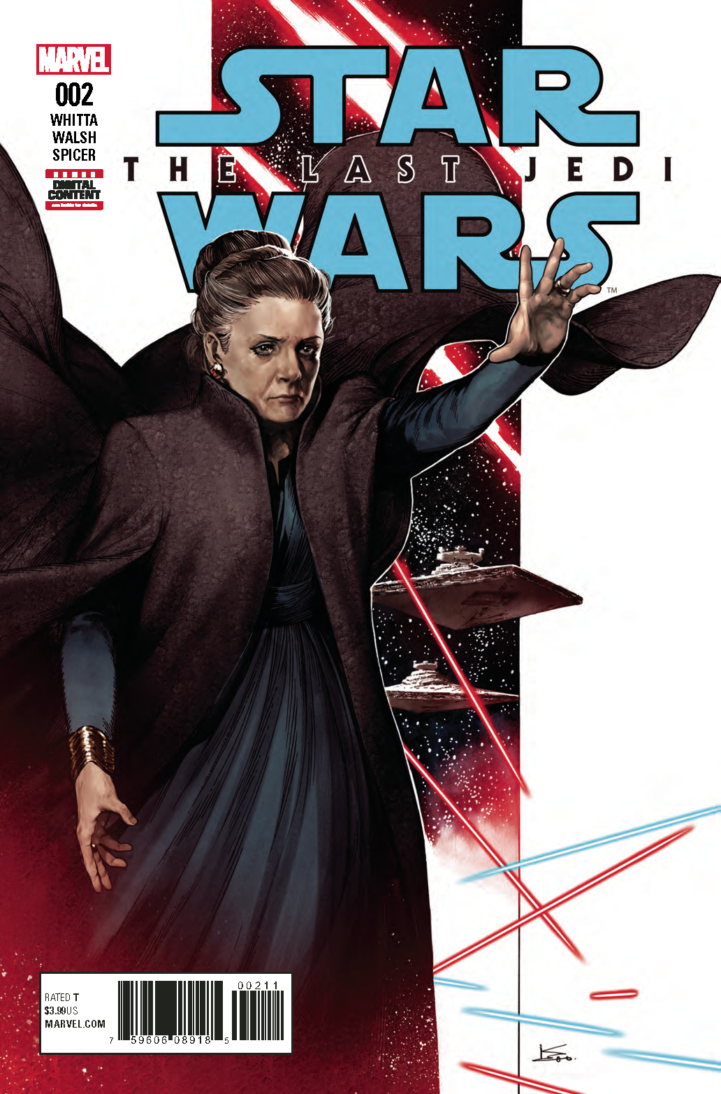 STAR WARS LAST JEDI ADAPTATION #2 (OF 6)