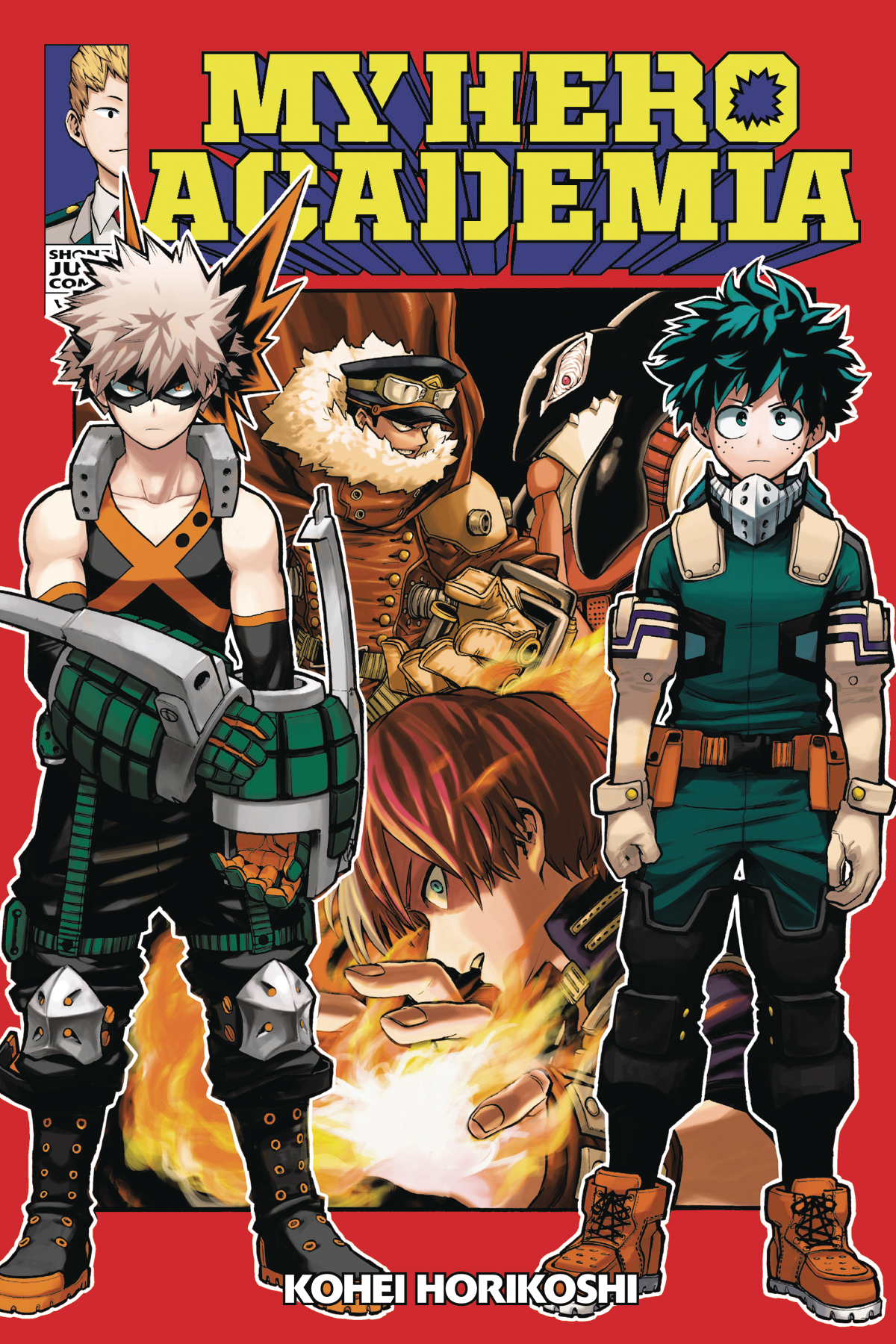 MY HERO ACADEMIA GN VOL 13