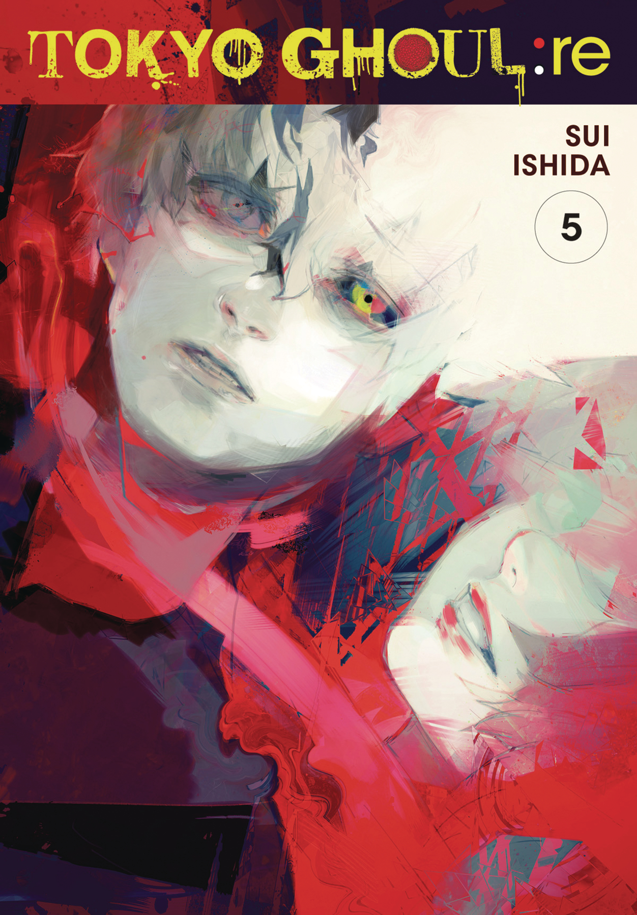 TOKYO GHOUL RE GN VOL 05