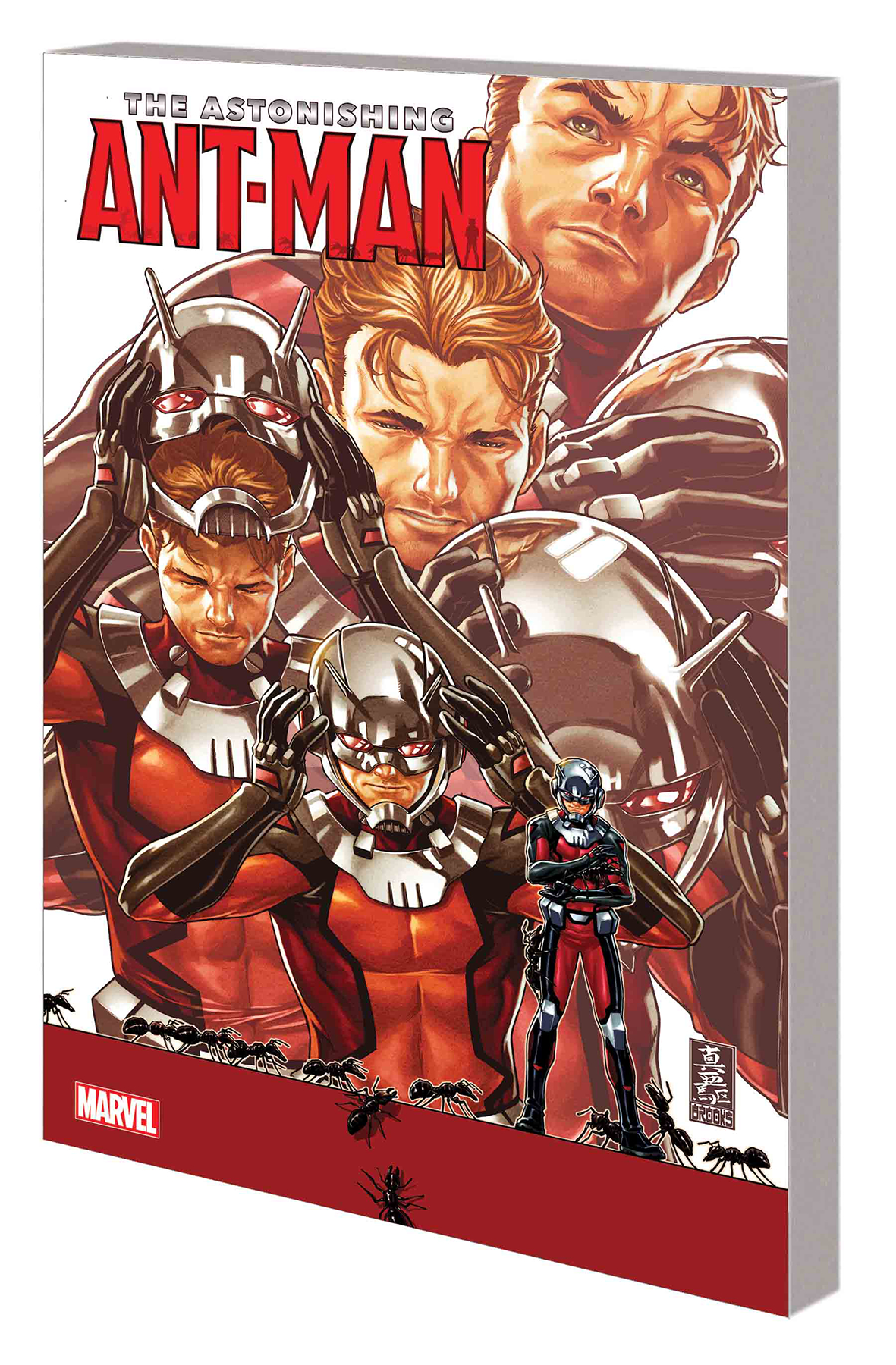 ASTONISHING ANT-MAN COMPLETE COLLECTION TP