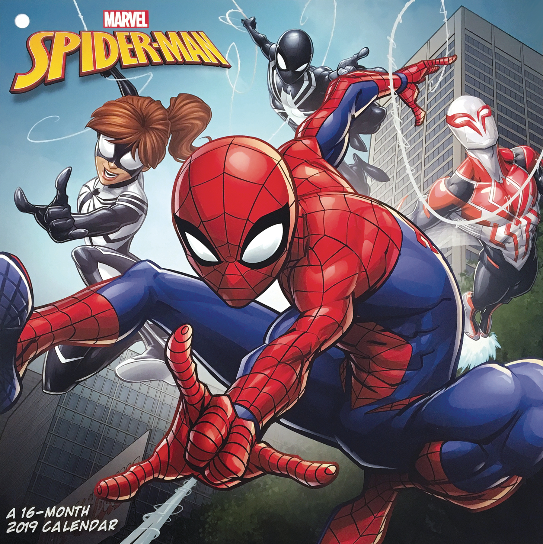 Spiderman Serie 2019