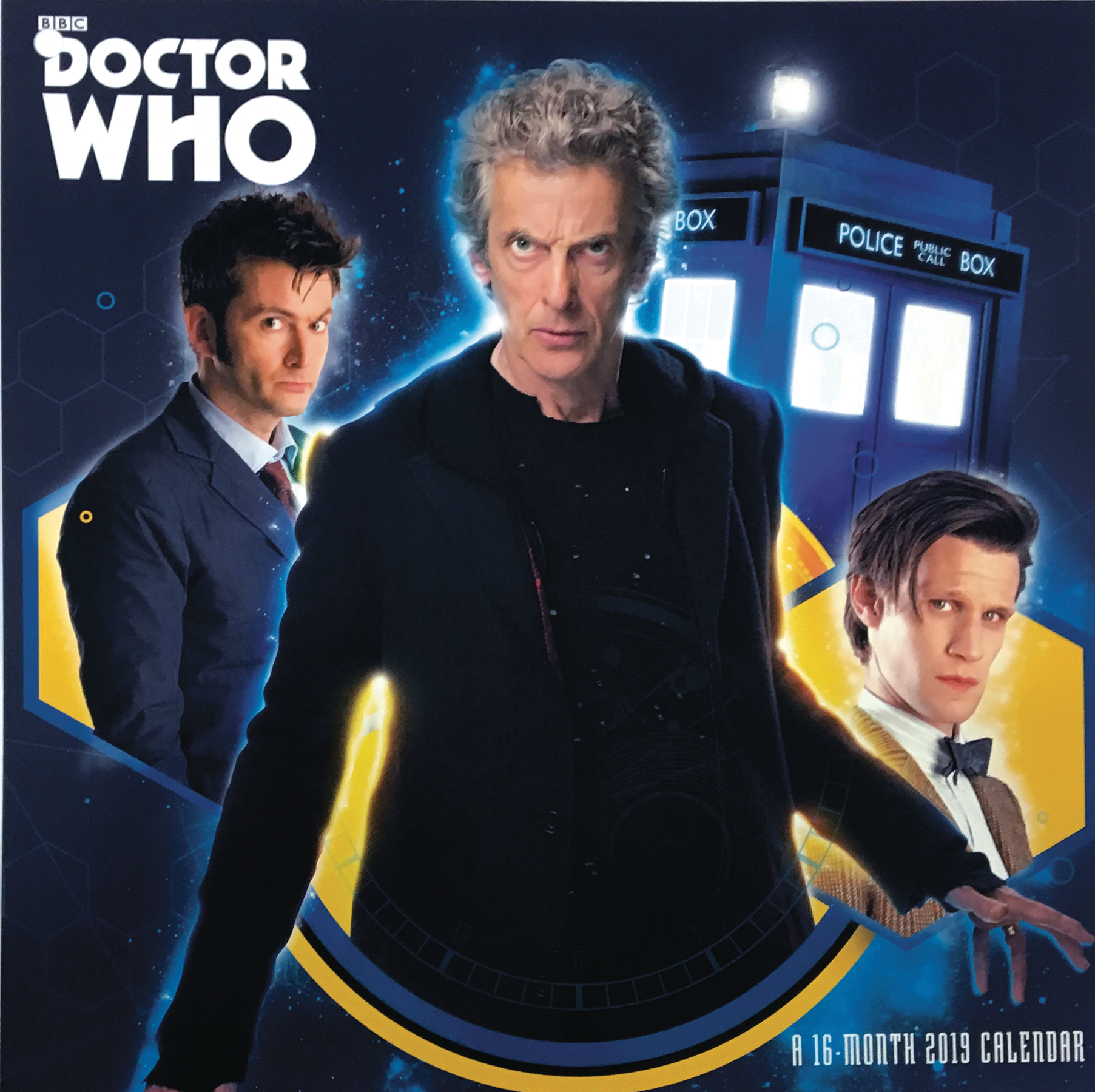 Dr Who Christmas Special 2019.Apr182146 Doctor Who 2019 Wall Calendar Previews World
