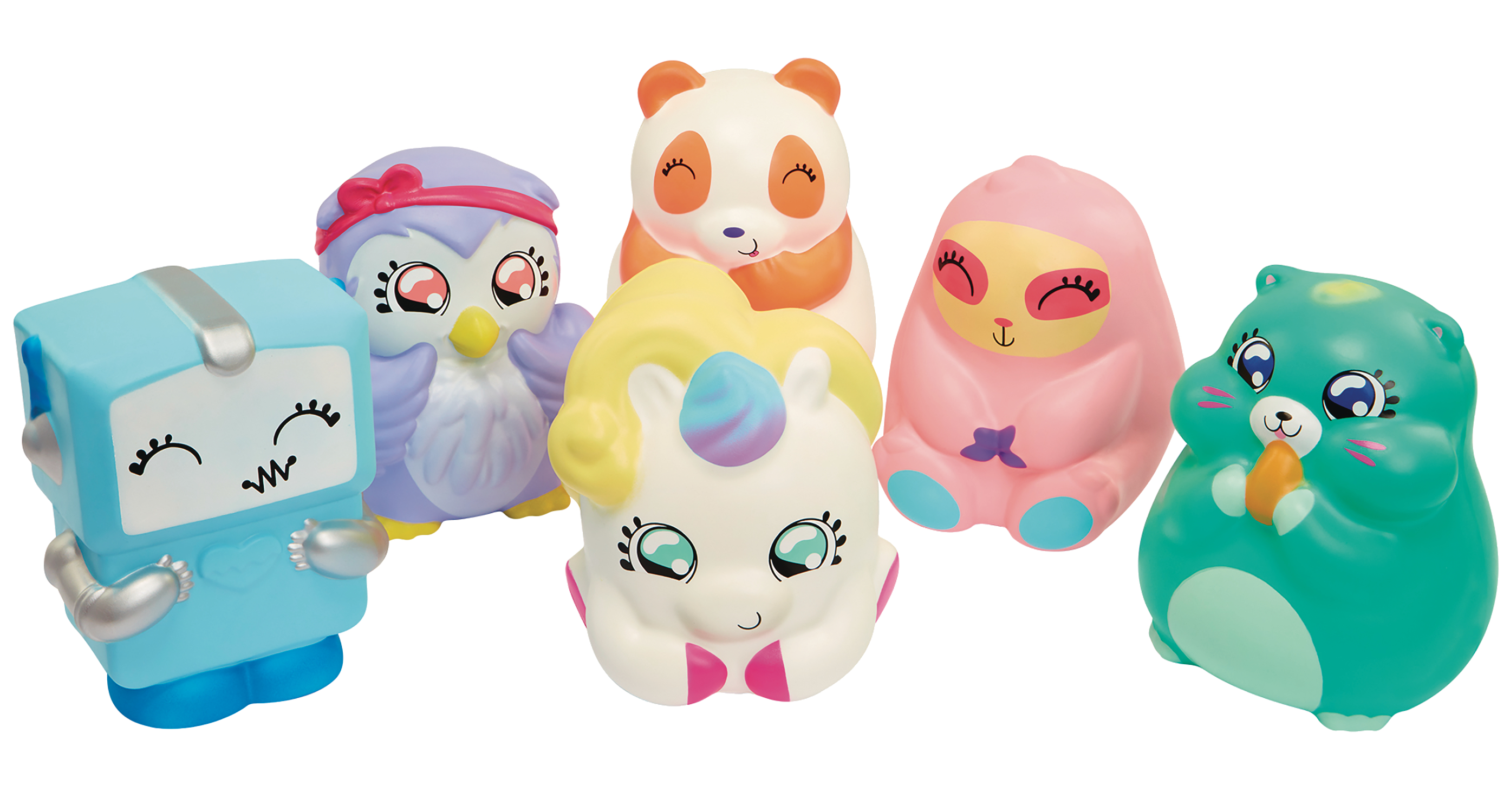 Squish Delish Series 4 : DEC178277 - SQUISH-DEE-LISH JUMBO SQUISHIES BMB DIS - Previews World