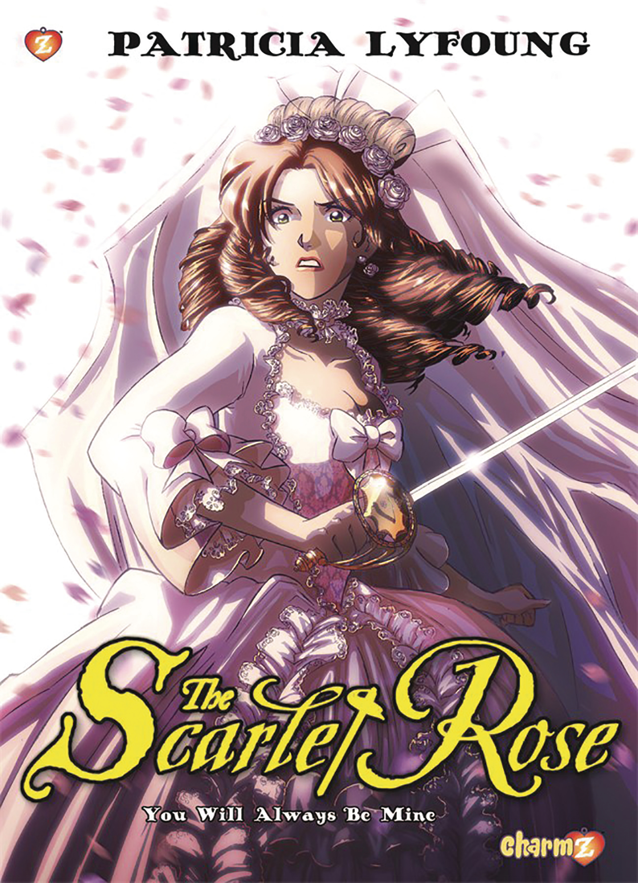SCARLET ROSE GN VOL 04 YOU WILL ALWAYS BE MINE (RES)