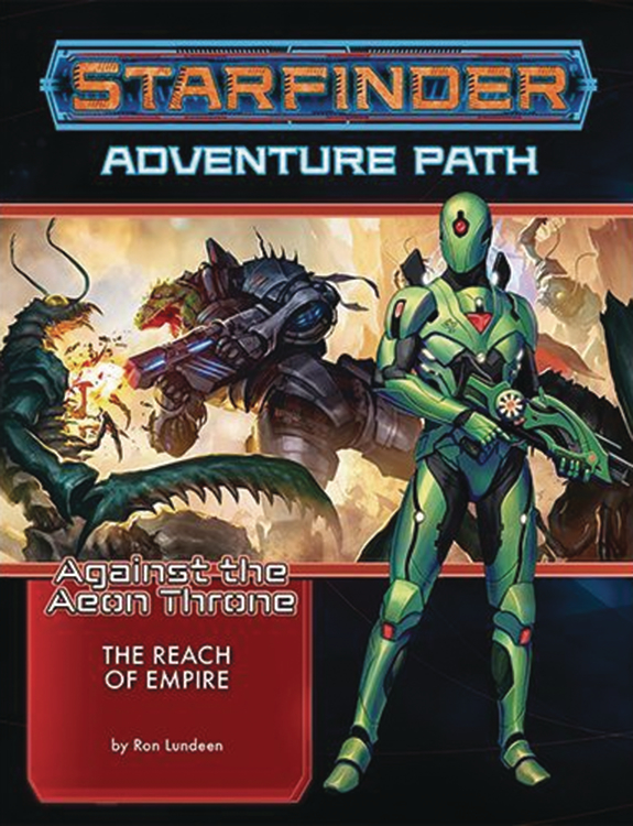 STARFINDER ADV PATH AEON THRONE PART 1 OF 3