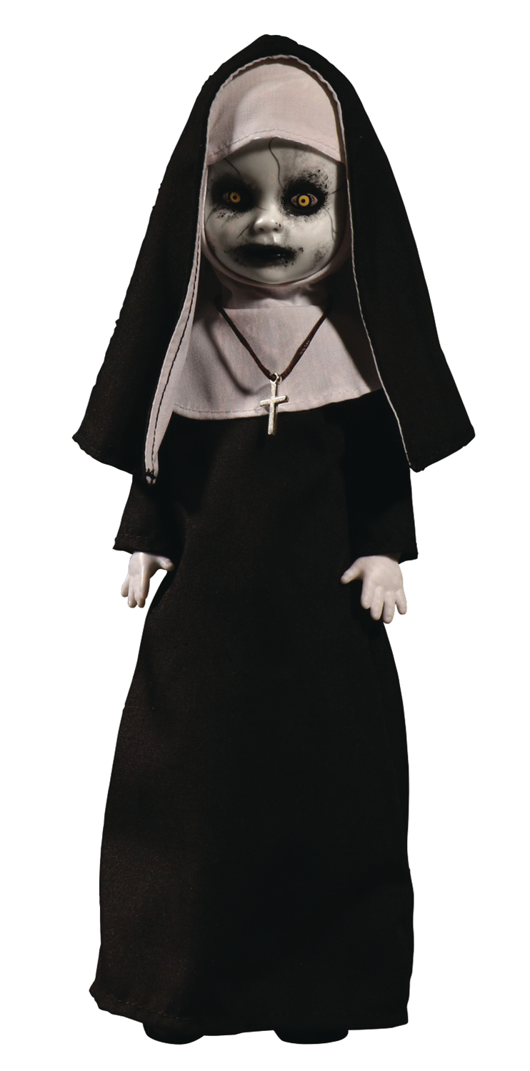 LIVING DEAD DOLLS CONJURING 2 NUN DOLL