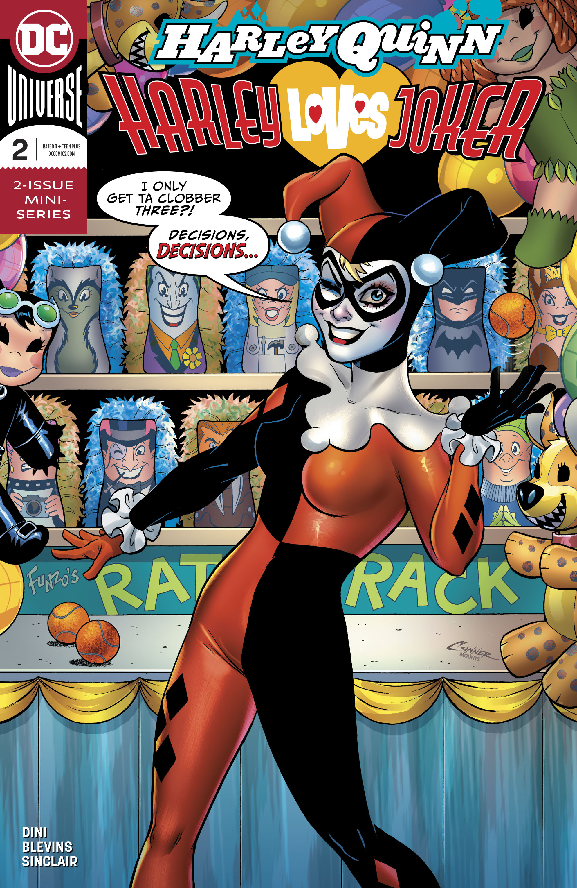 HARLEY LOVES JOKER #2 (OF 2)
