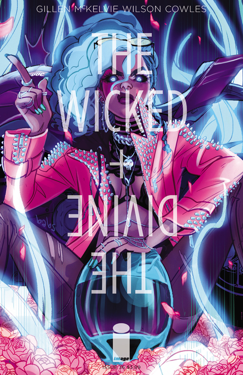 WICKED & DIVINE #36 CVR B TARR (MR)