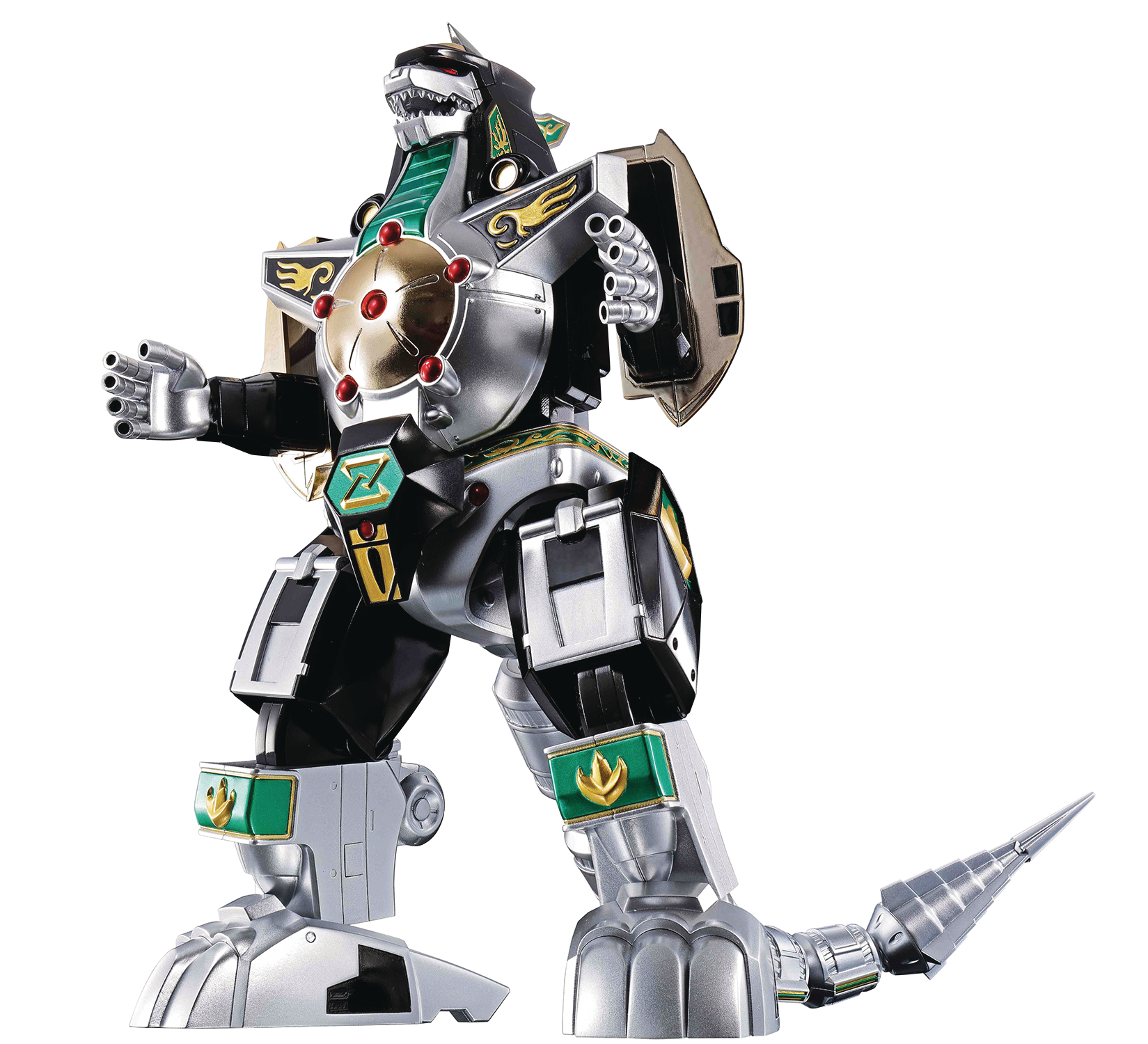POWER RANGERS GX-78 DRAGONZORD SOUL OF CHOGOKIN