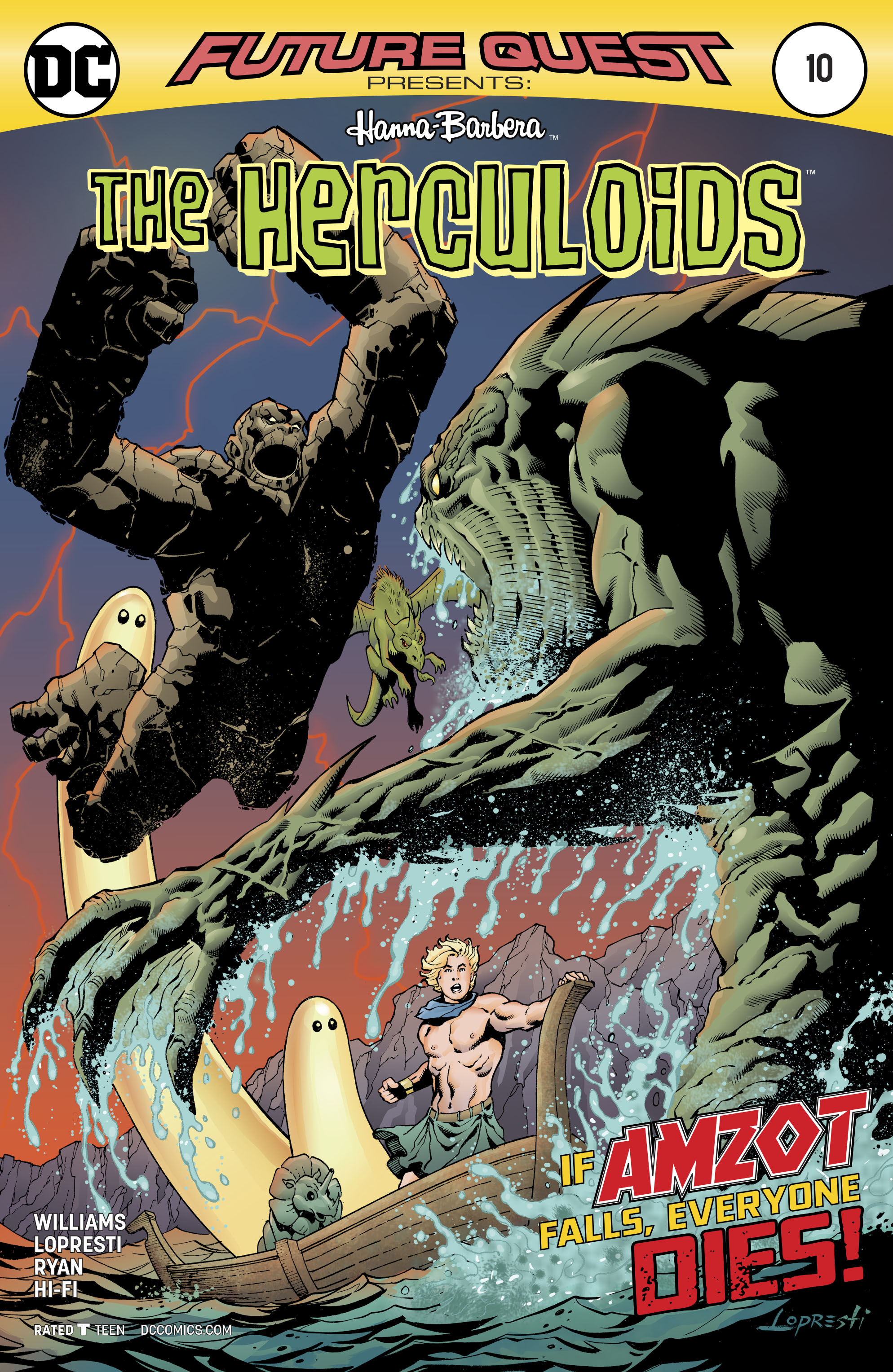 FUTURE QUEST PRESENTS #10