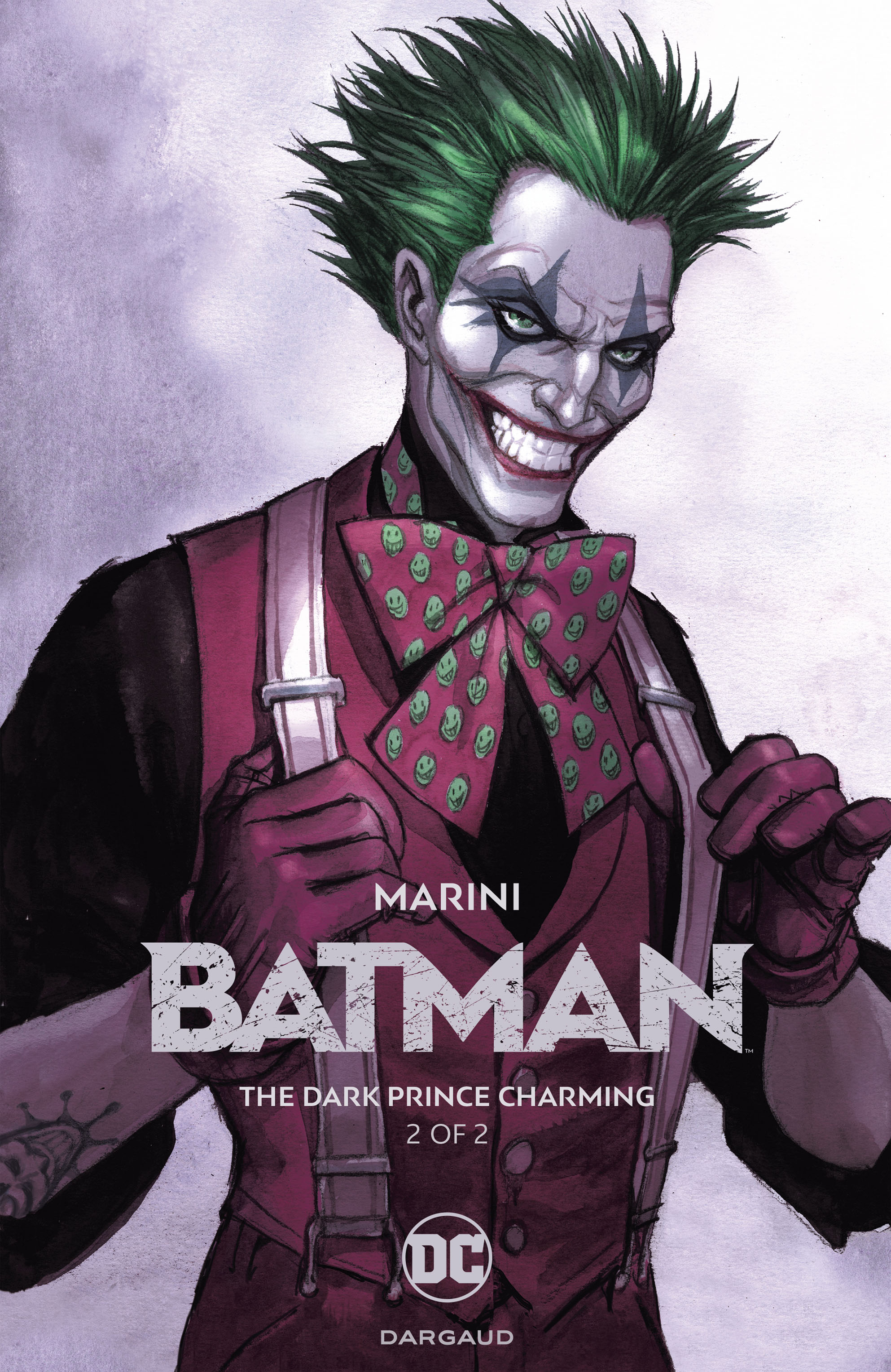 BATMAN THE DARK PRINCE CHARMING HC BOOK 02 (OF 2)
