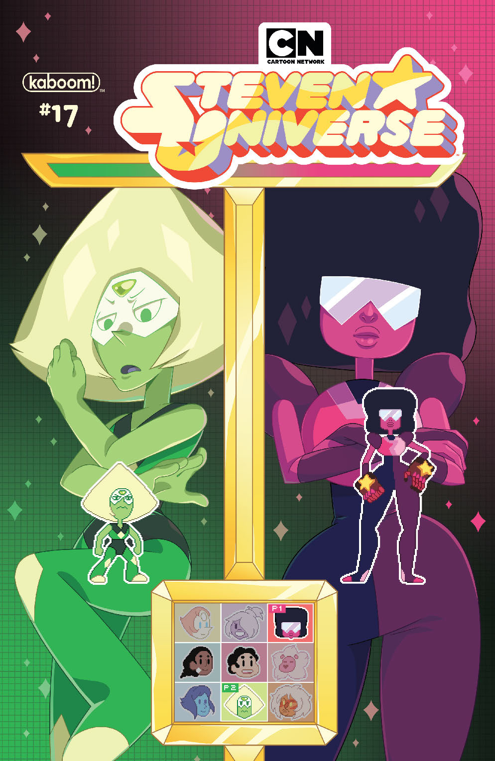 STEVEN UNIVERSE ONGOING #17