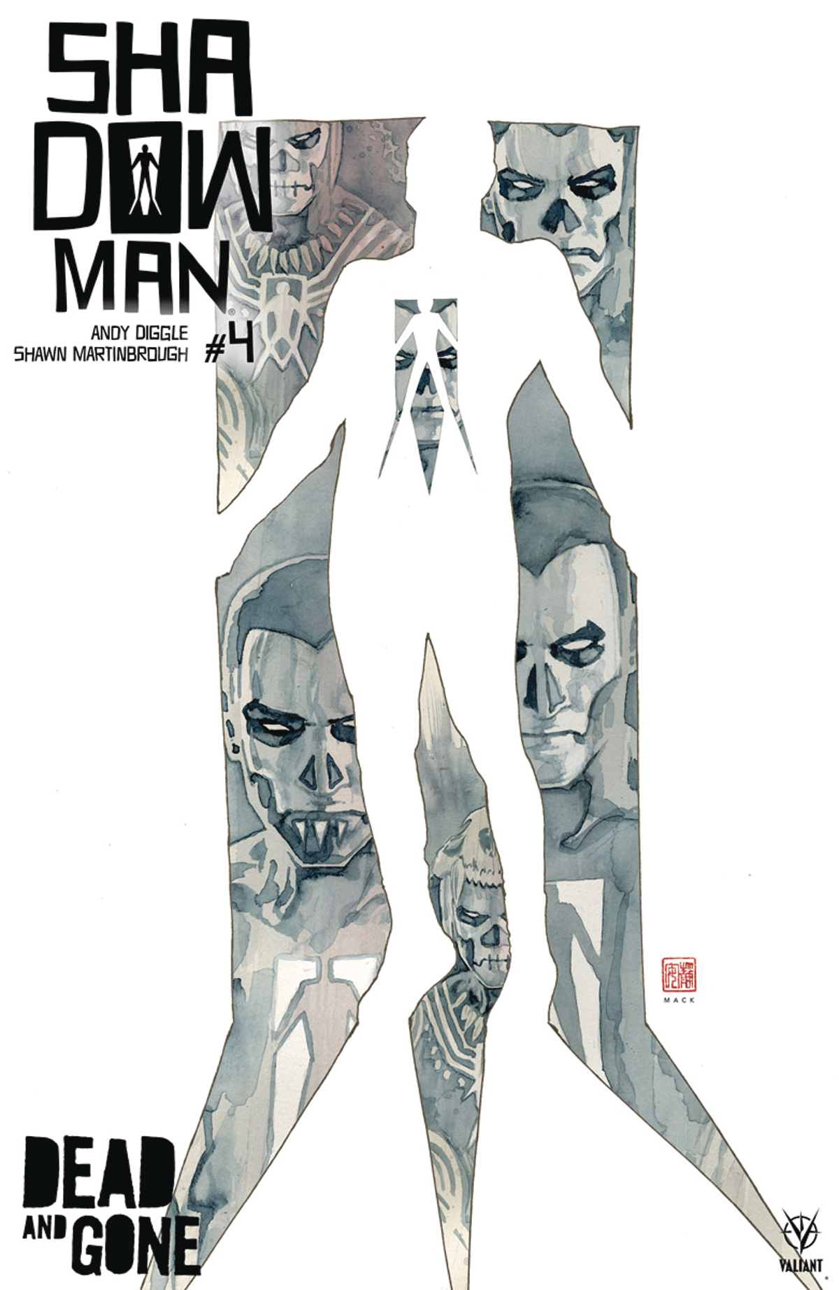 SHADOWMAN (2018) #4 (NEW ARC) CVR B MACK