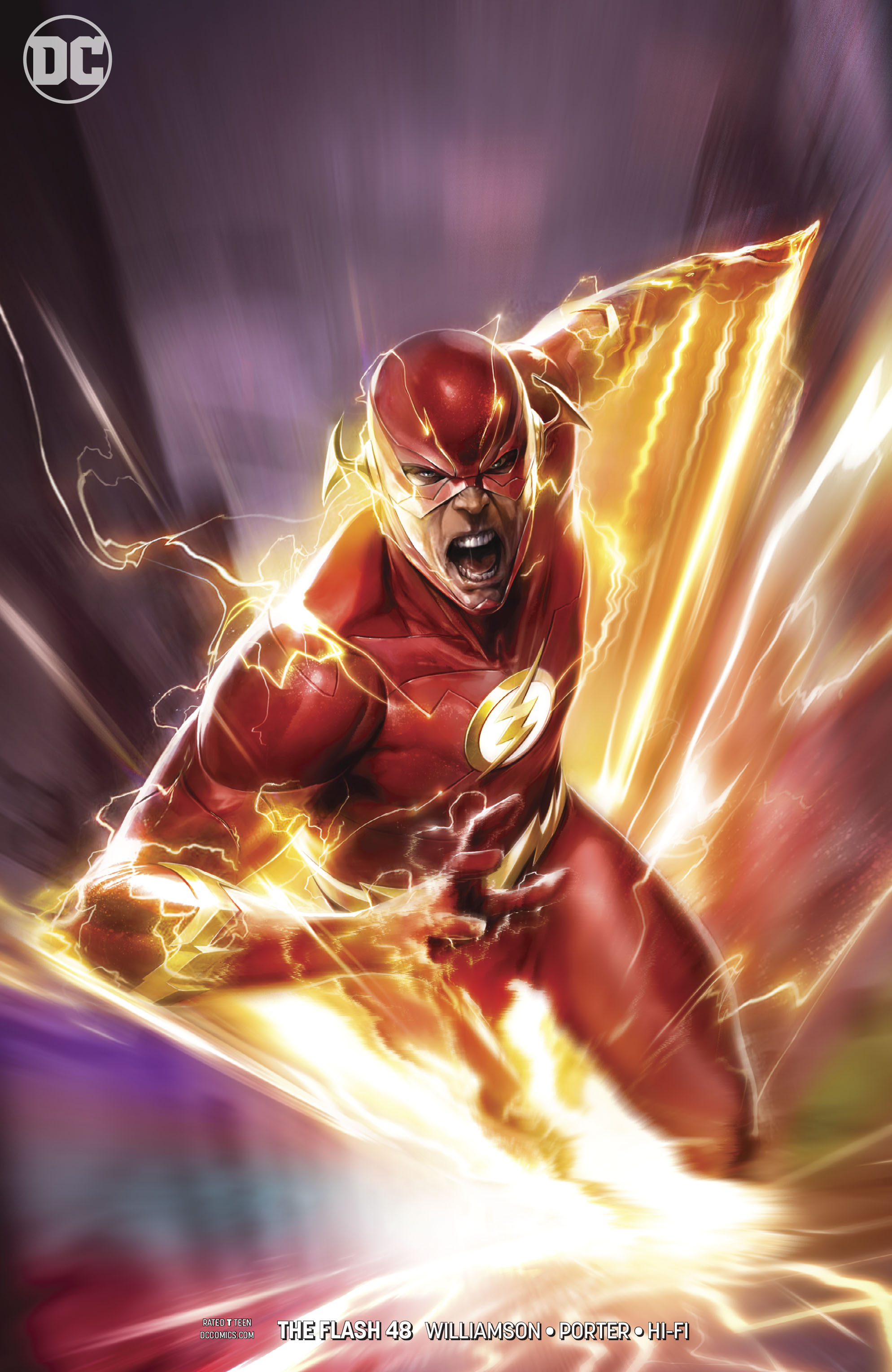 FLASH #48 VAR ED