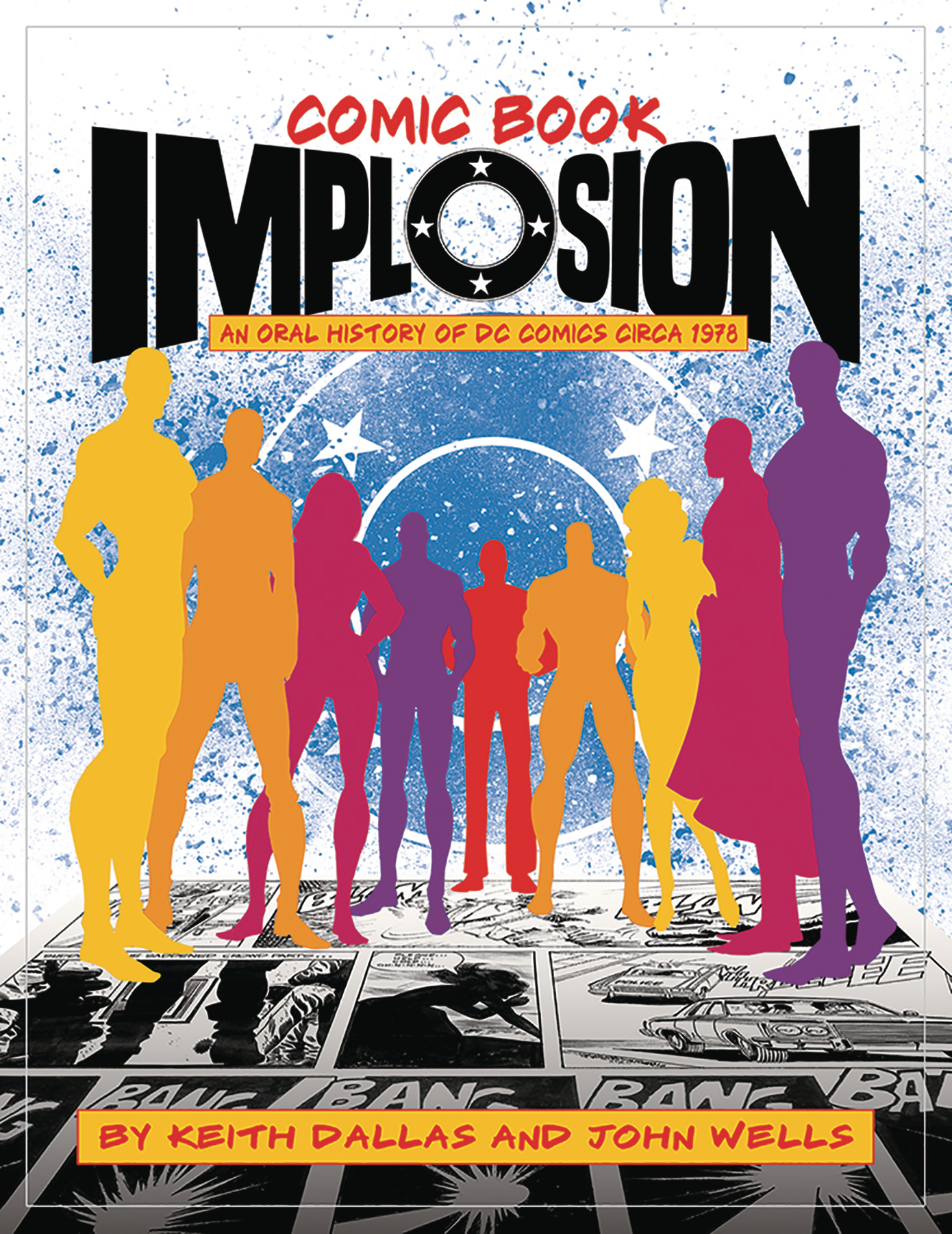 COMIC BOOK IMPLOSION SC