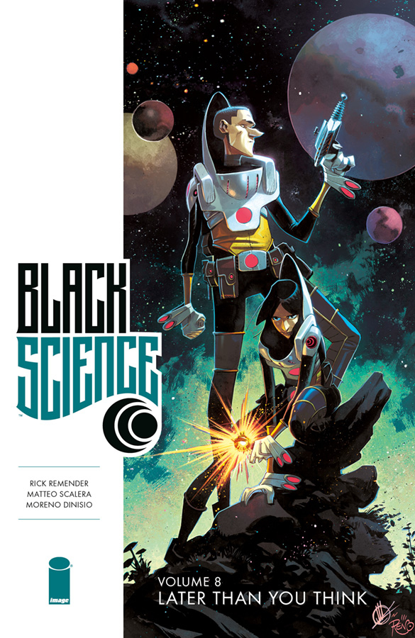 BLACK SCIENCE TP VOL 08 LATER THAN YOU THINK (AUG180113) (MR