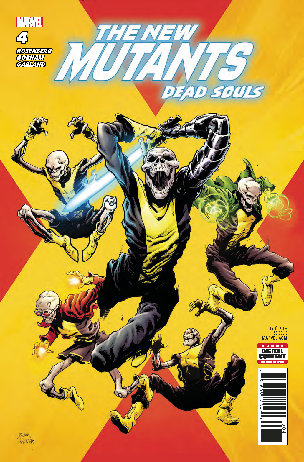NEW MUTANTS DEAD SOULS #4 (OF 6)