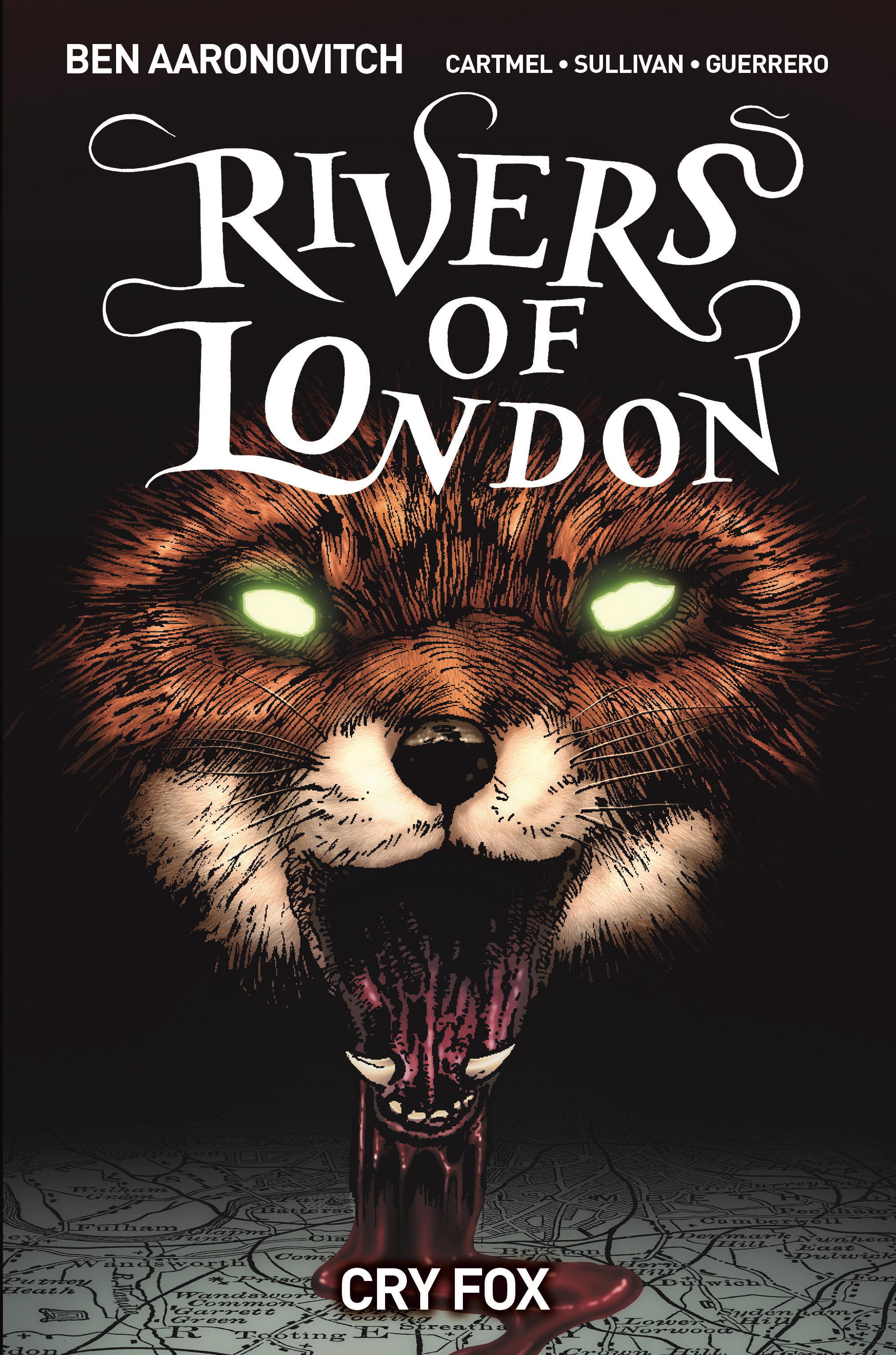 RIVERS OF LONDON TP VOL 05 CRY FOX (O/A) (MR)