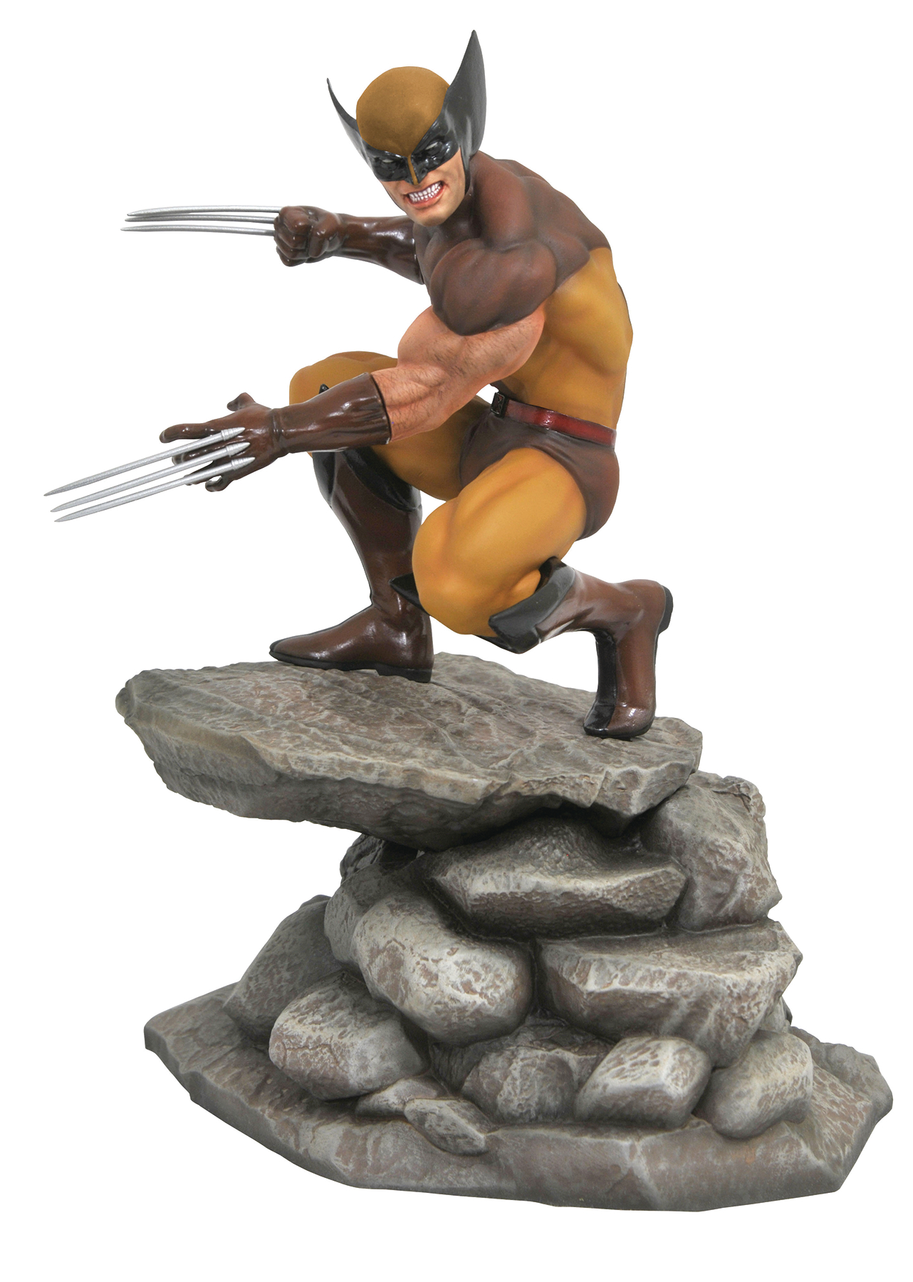 MARVEL GALLERY WOLVERINE COMIC PVC FIGURE