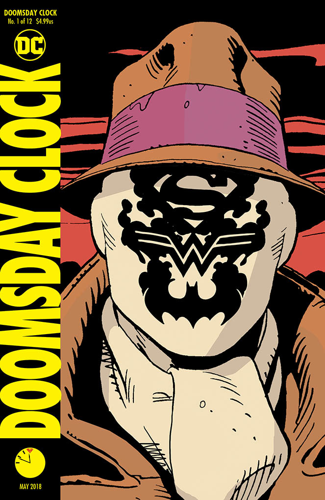 DOOMSDAY CLOCK #1 (OF 12) 3RD PTG