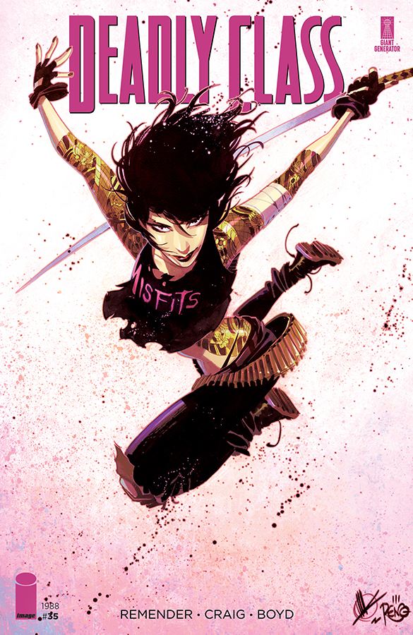 DEADLY CLASS #35 CVR B SCALERA (MR)