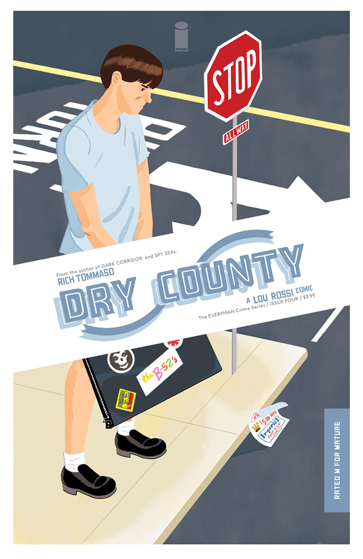DRY COUNTY #4 (MR)