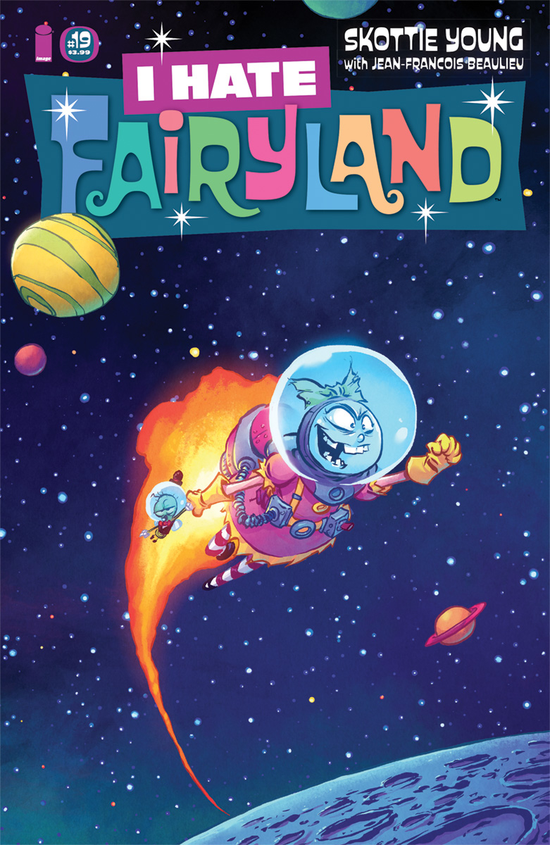 I HATE FAIRYLAND #19 CVR A YOUNG (MR)
