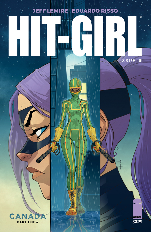 HIT-GIRL #5 CVR D YILDIRIM (MR)