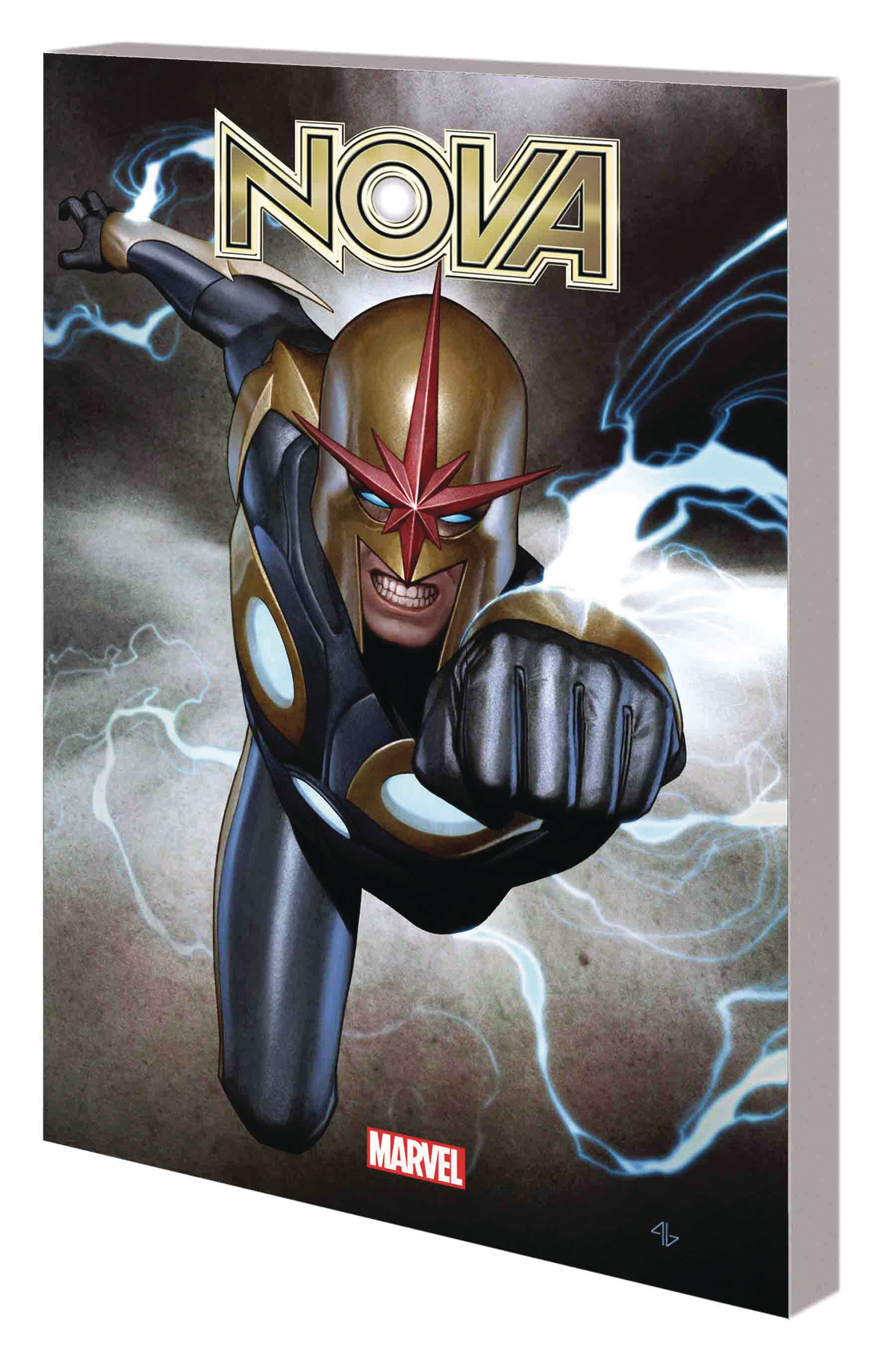 NOVA BY ABNETT & LANNING COMPLETE COLLECTION TP VOL 01