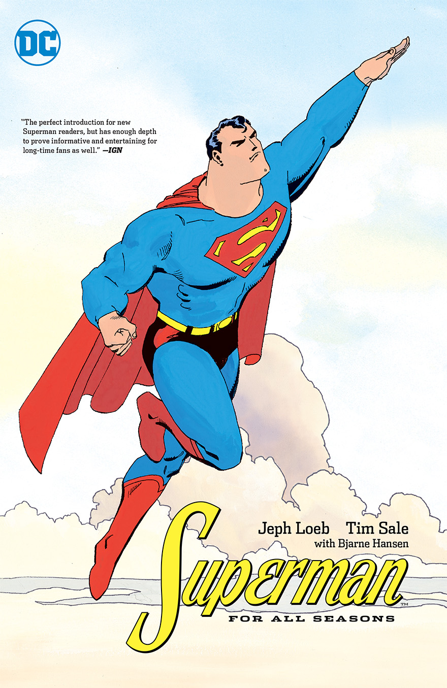 SUPERMAN FOR ALL SEASONS TP NEW ED