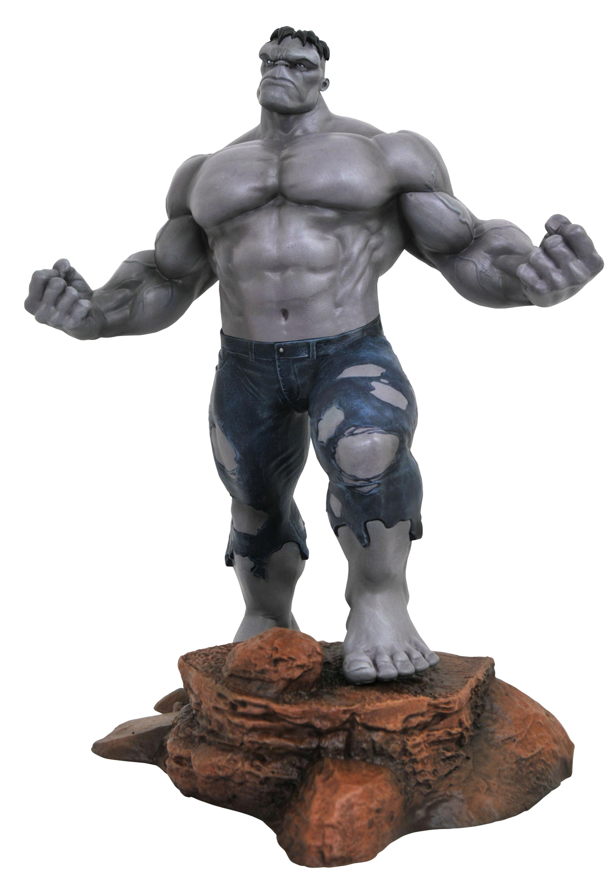 SDCC 2018 MARVEL GALLERY GREY HULK PVC FIGURE