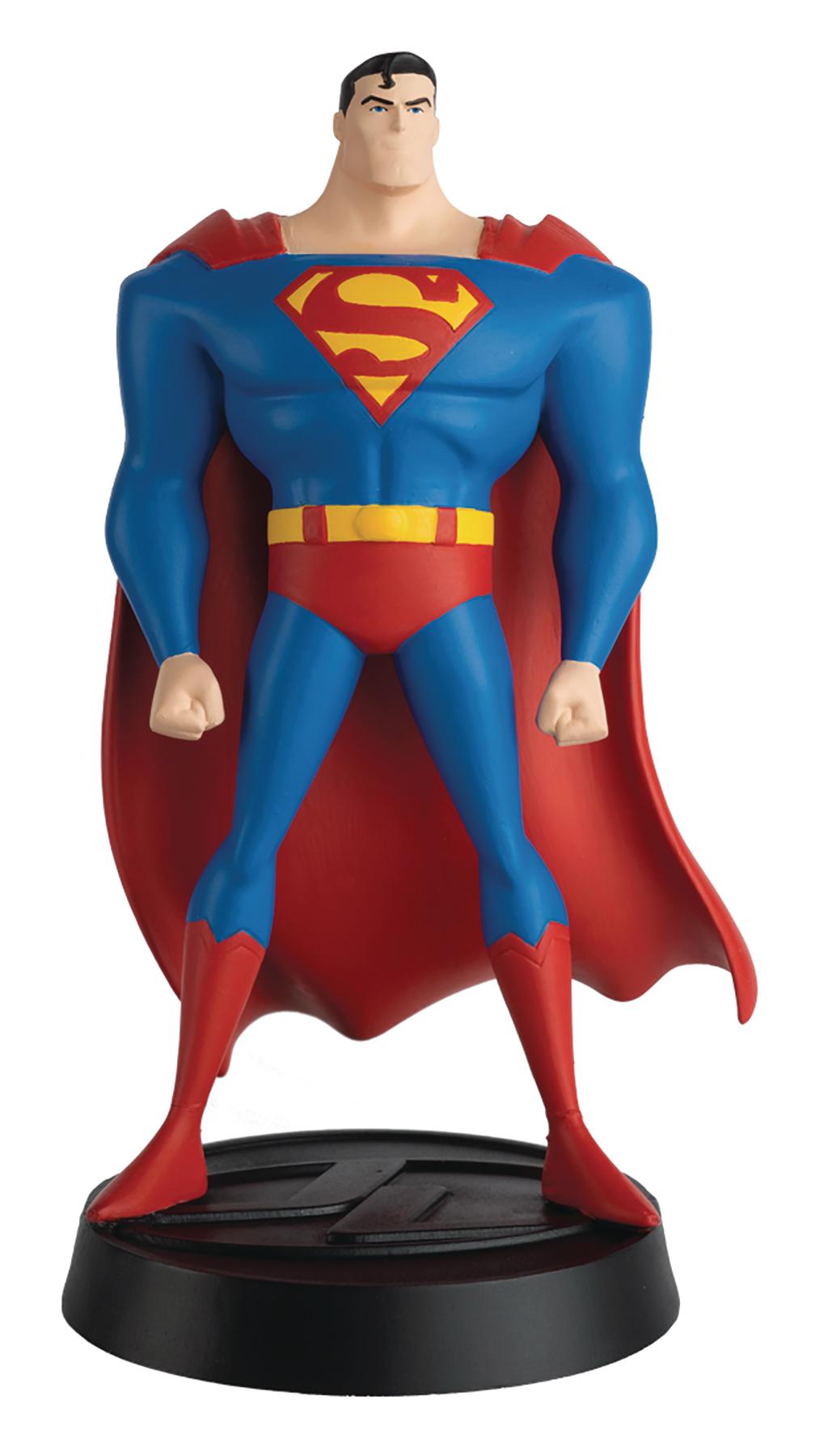 APR182201 - DC JUSTICE LEAGUE TAS FIG COLL SER 1  1 SUPERMAN ... f4ad1d0a526