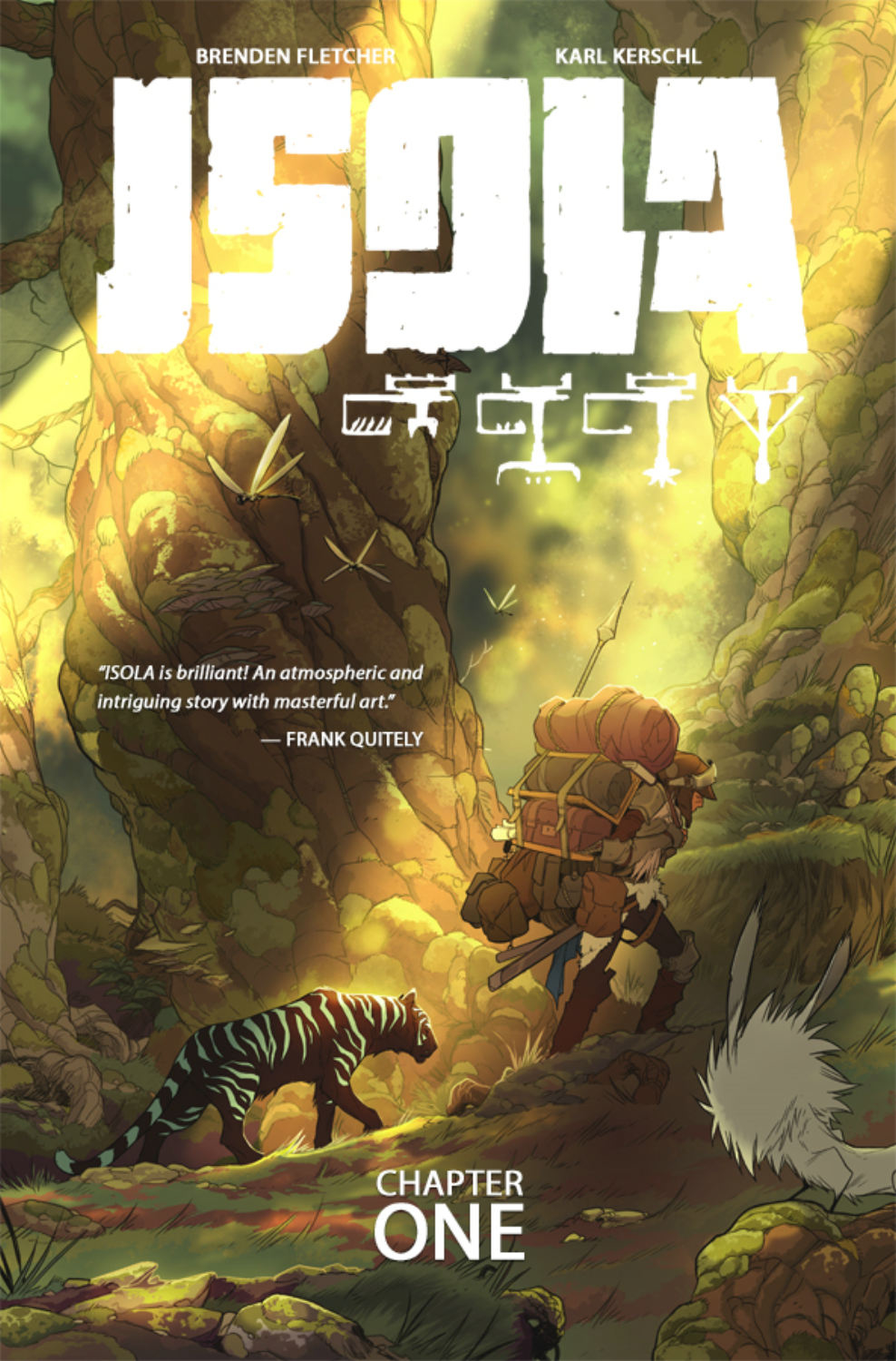 ISOLA TP VOL 01 (JUL180153)