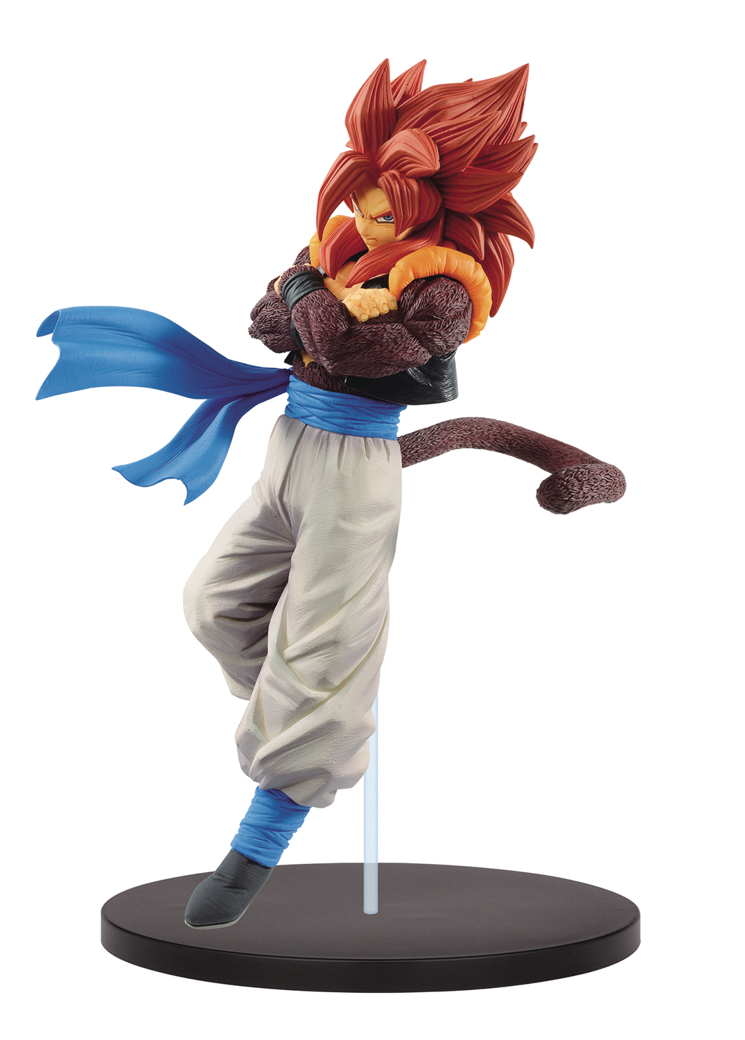 DRAGONBALL SUPER SON GOKU FES V7 SS4 GOGETA FIG