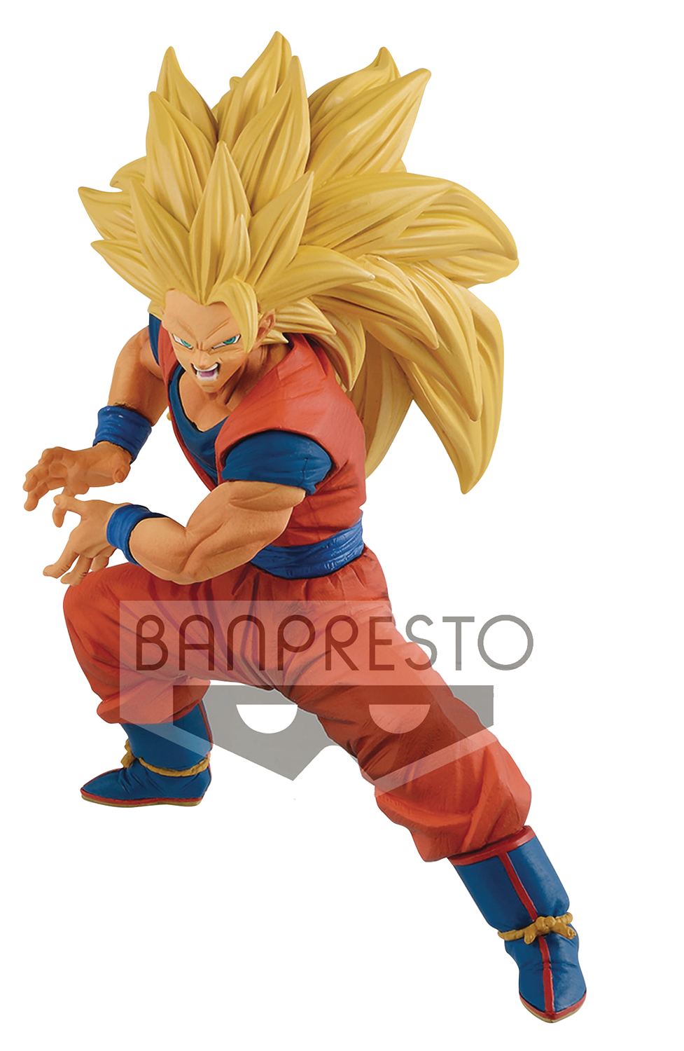 DRAGONBALL SUPER SON GOKU FES V3 SS3 SON GOKU SPEC FIG
