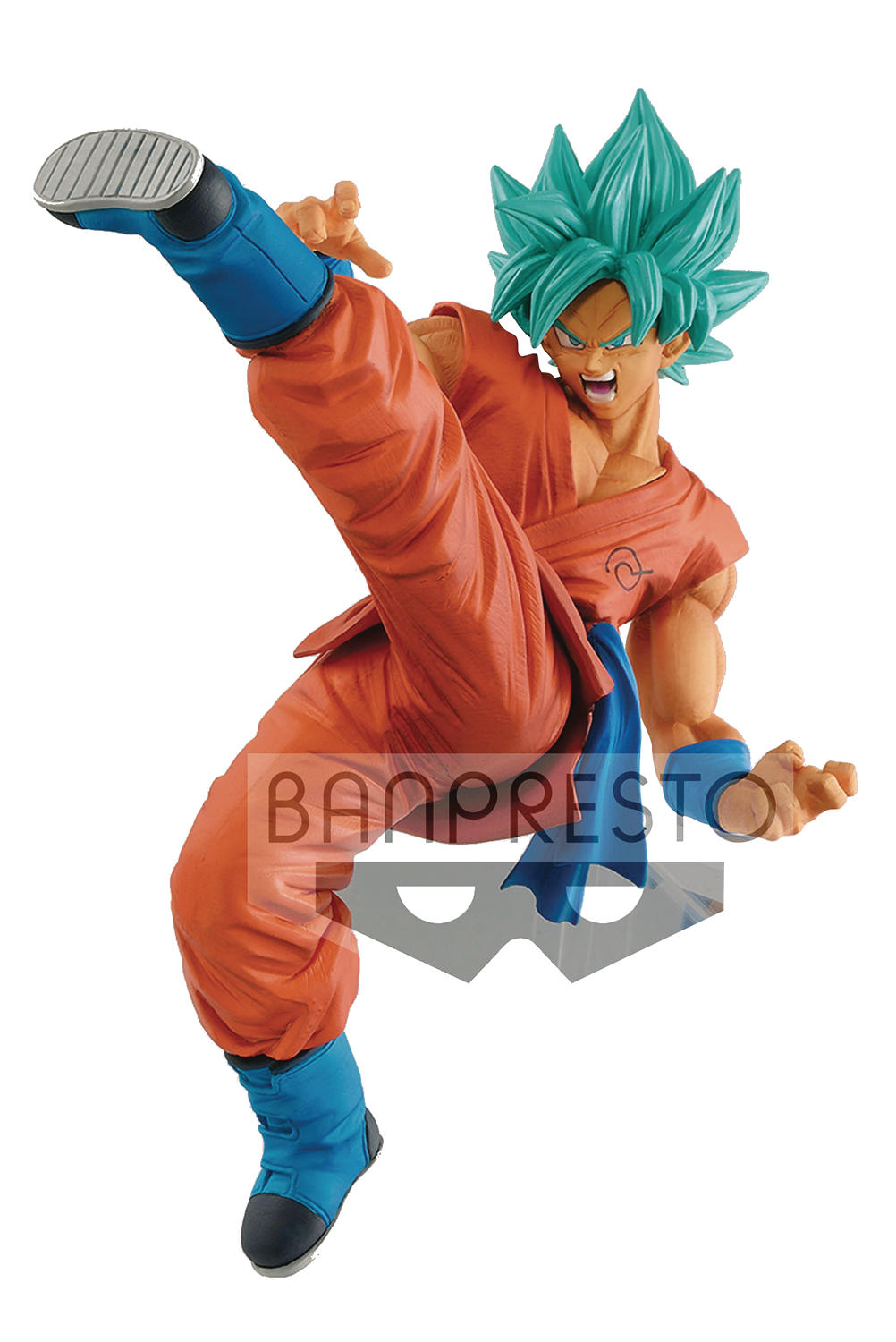 DRAGONBALL SUPER SON GOKU FES V5 SSGSS SON GOKU SPEC FIG