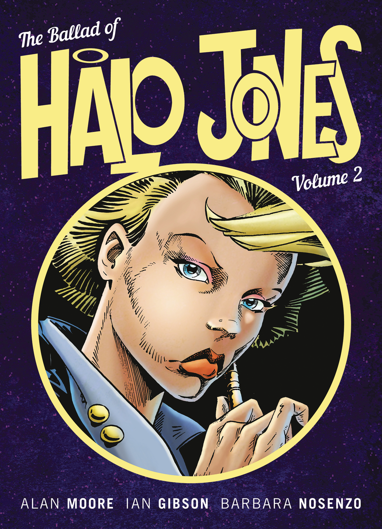 BALLAD OF HALO JONES TP VOL 02 COLOR ED