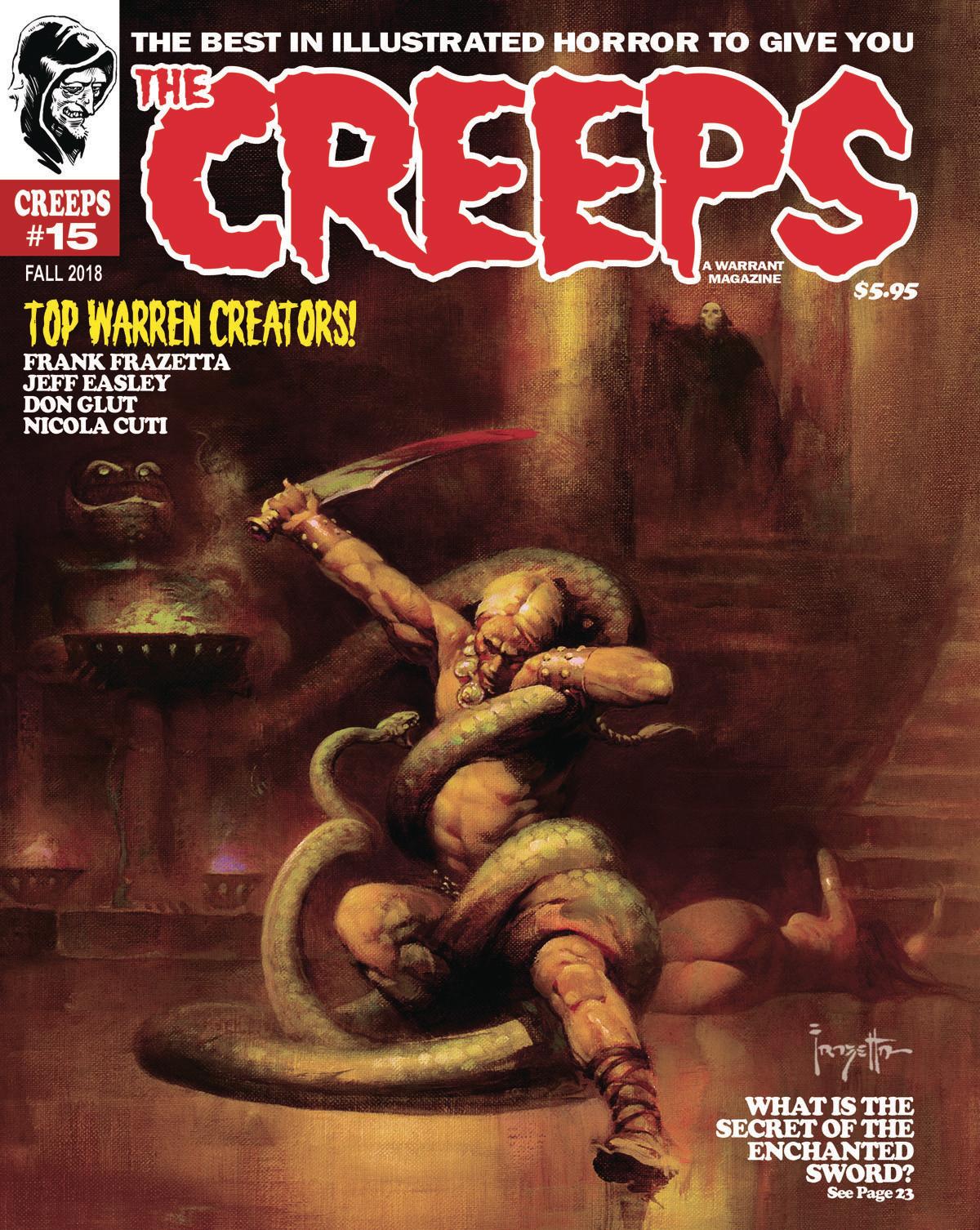 THE CREEPS #15 (MR)