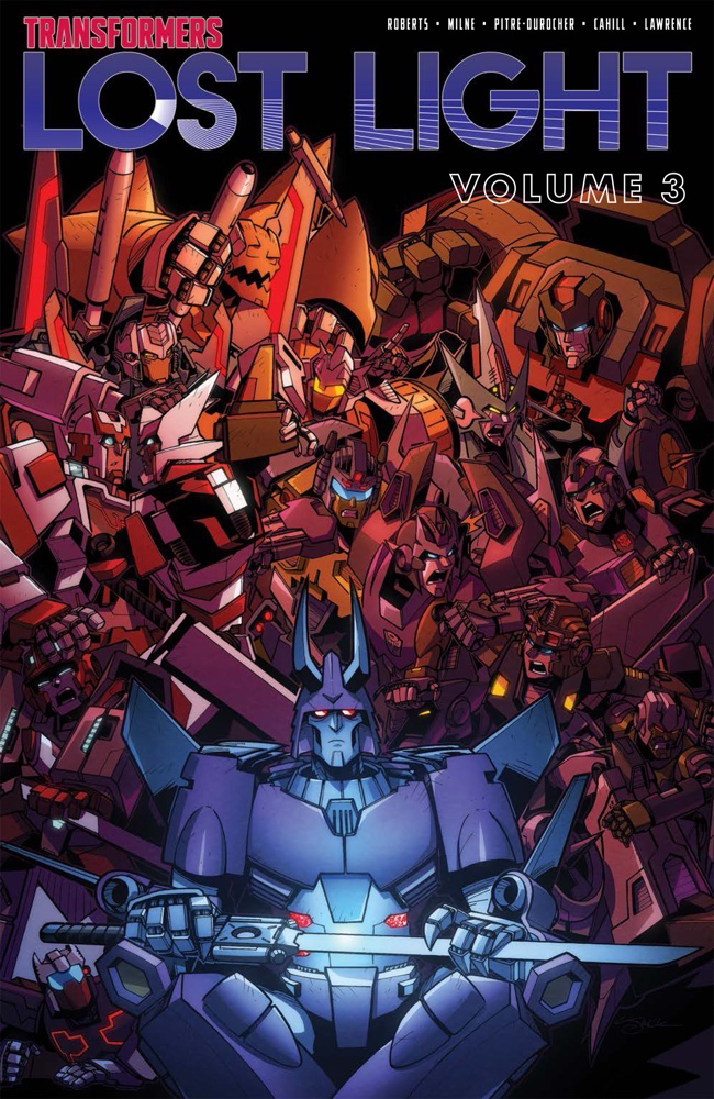 TRANSFORMERS LOST LIGHT TP VOL 03 (JUN180664)
