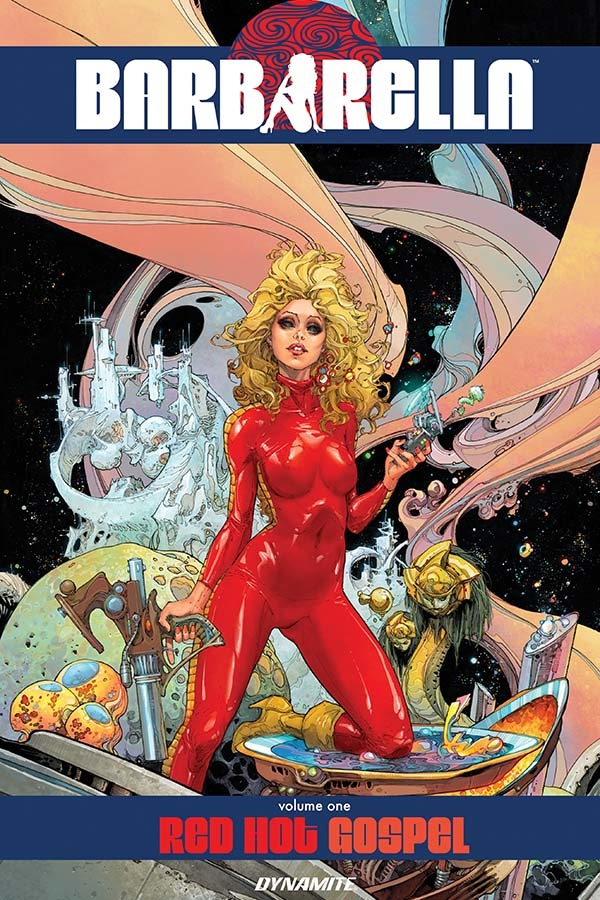 BARBARELLA TP VOL 01 RED HOT GOSPEL (AUG181207) (MR)