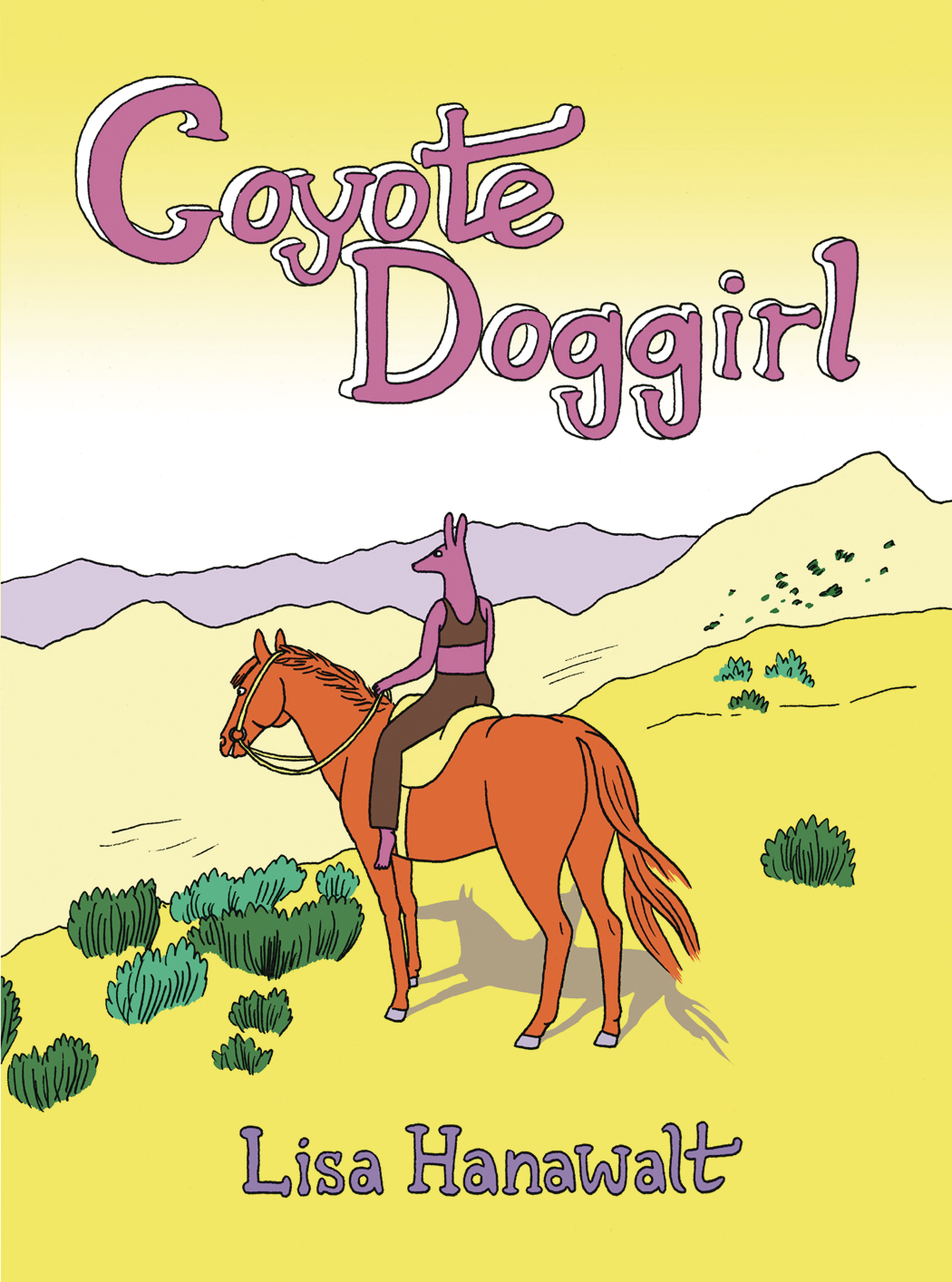 COYOTE DOGGIRL HC (MR)