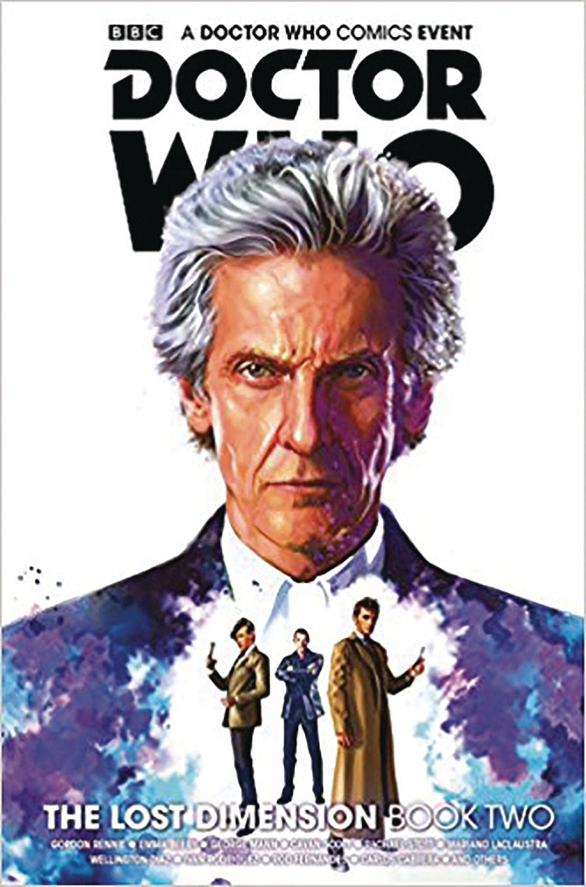 DOCTOR WHO LOST DIMENSION TP VOL 02