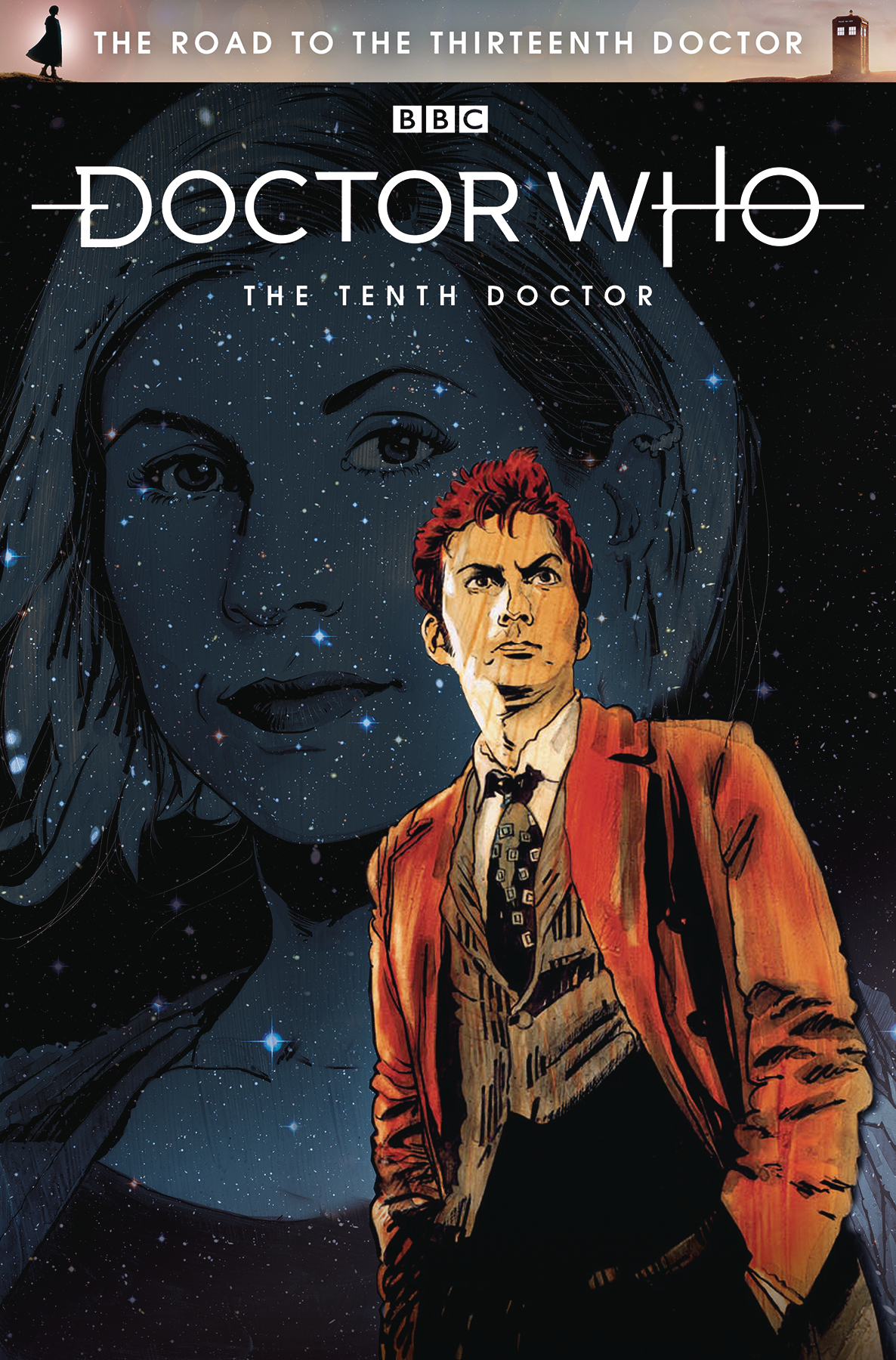 DOCTOR WHO ROAD TO 13TH DR 10TH DR SPECIAL #1 CVR A HACK