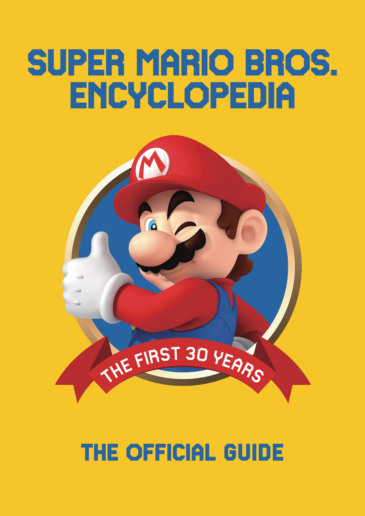 SUPER MARIO ENCYCLOPEDIA HC (FEB188398)