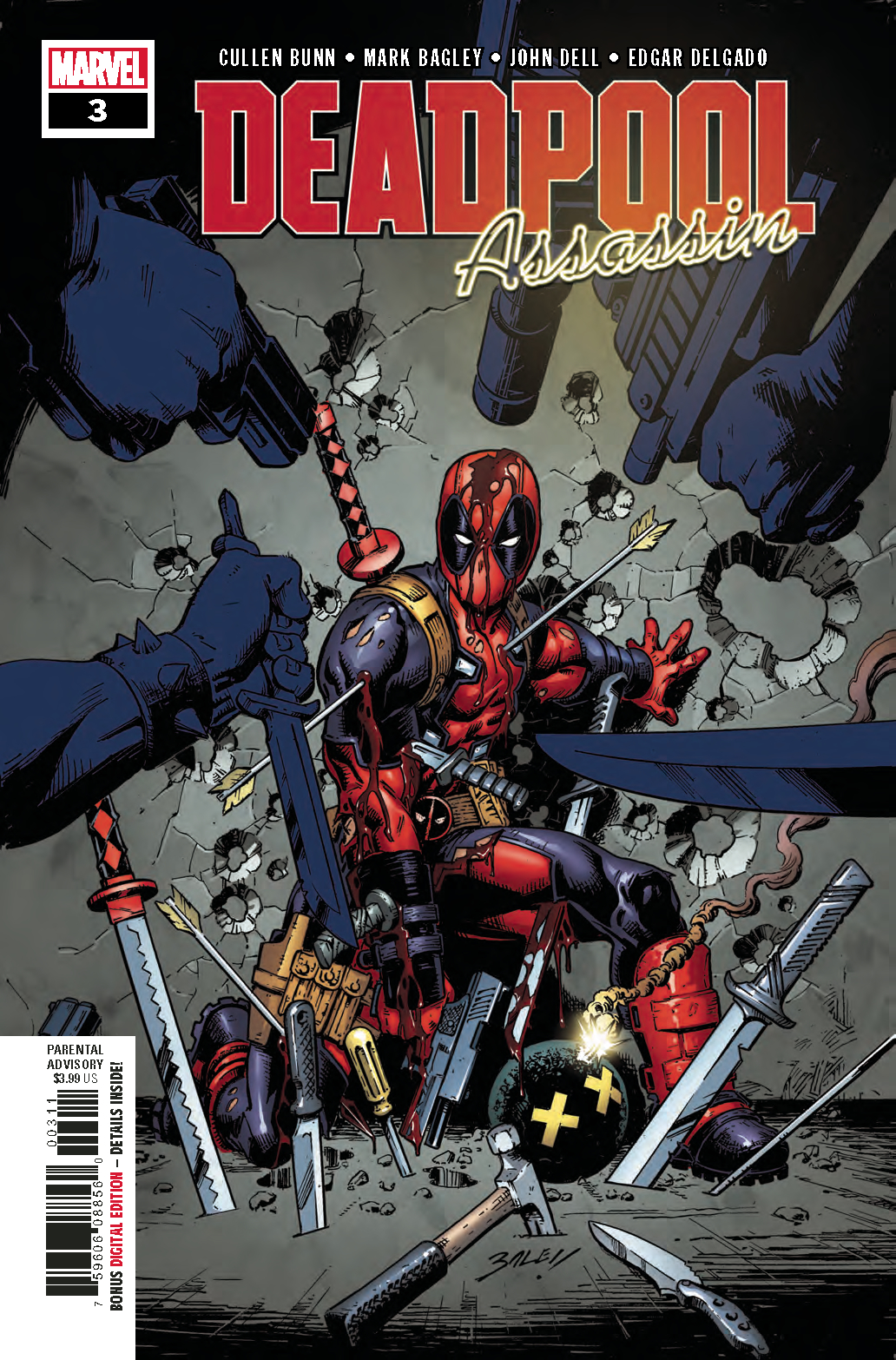 DEADPOOL ASSASSIN #3 (OF 6)