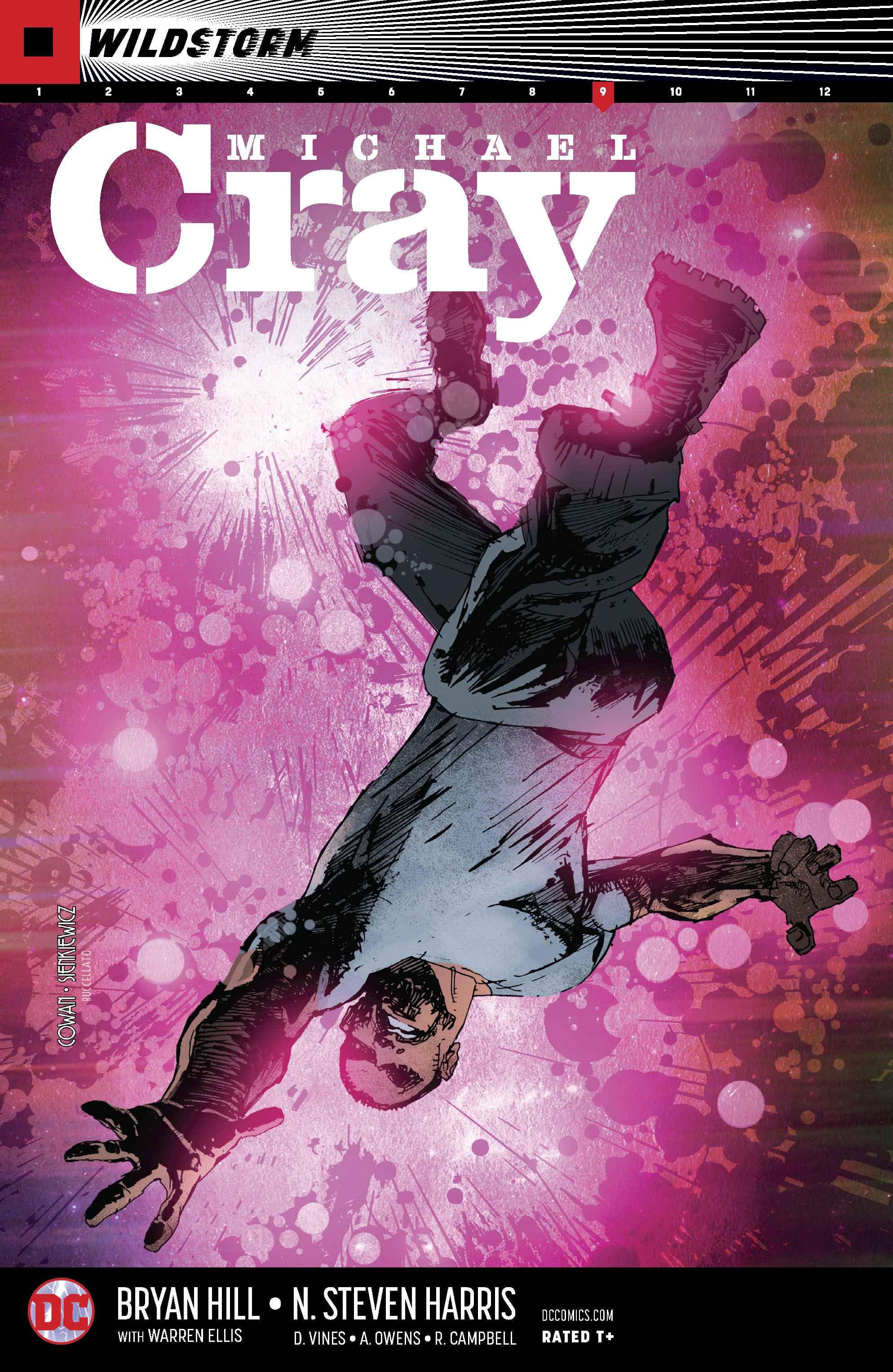 WILDSTORM MICHAEL CRAY #9